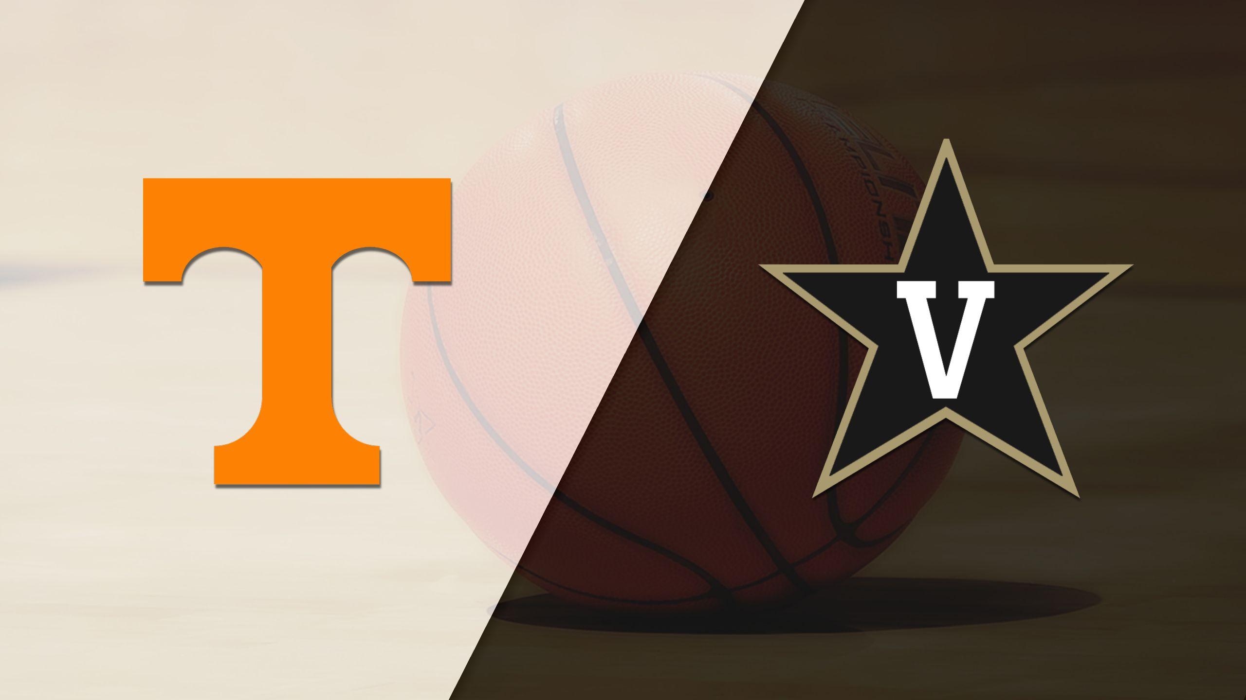 #24 Tennessee vs. Vanderbilt (M Basketball)