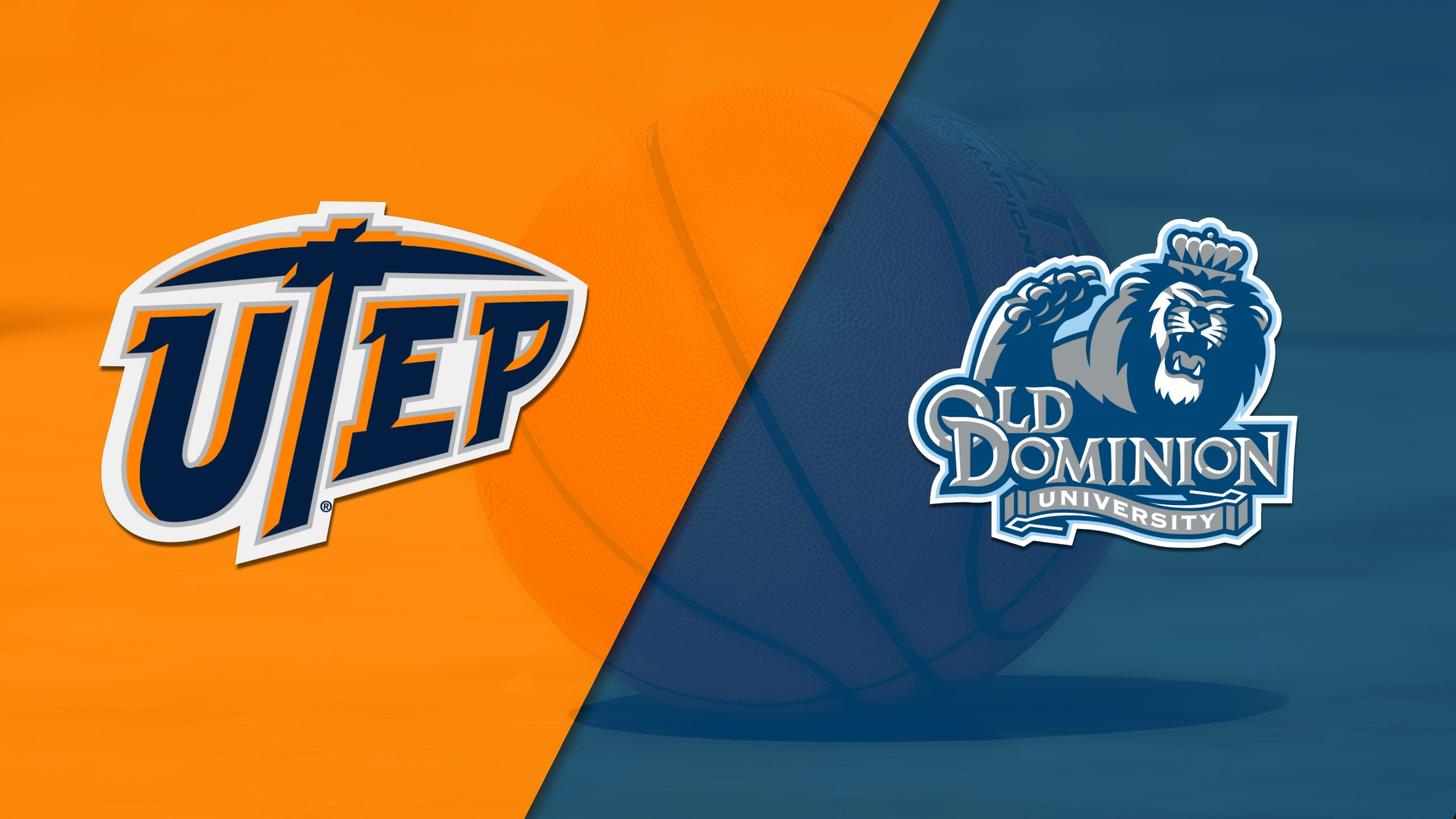 UTEP vs. Old Dominion (M Basketball)