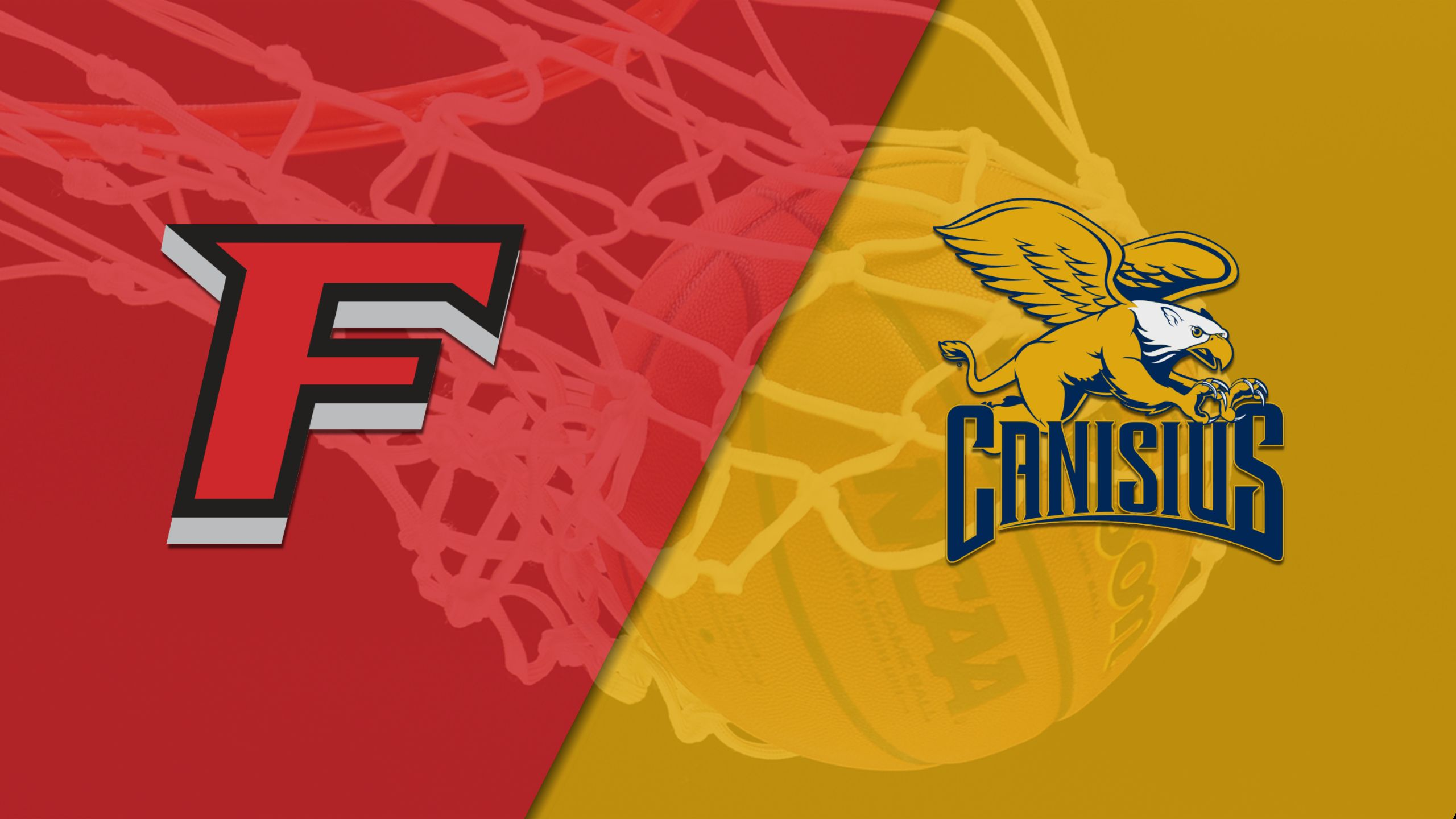 Fairfield vs. Canisius (M Basketball)