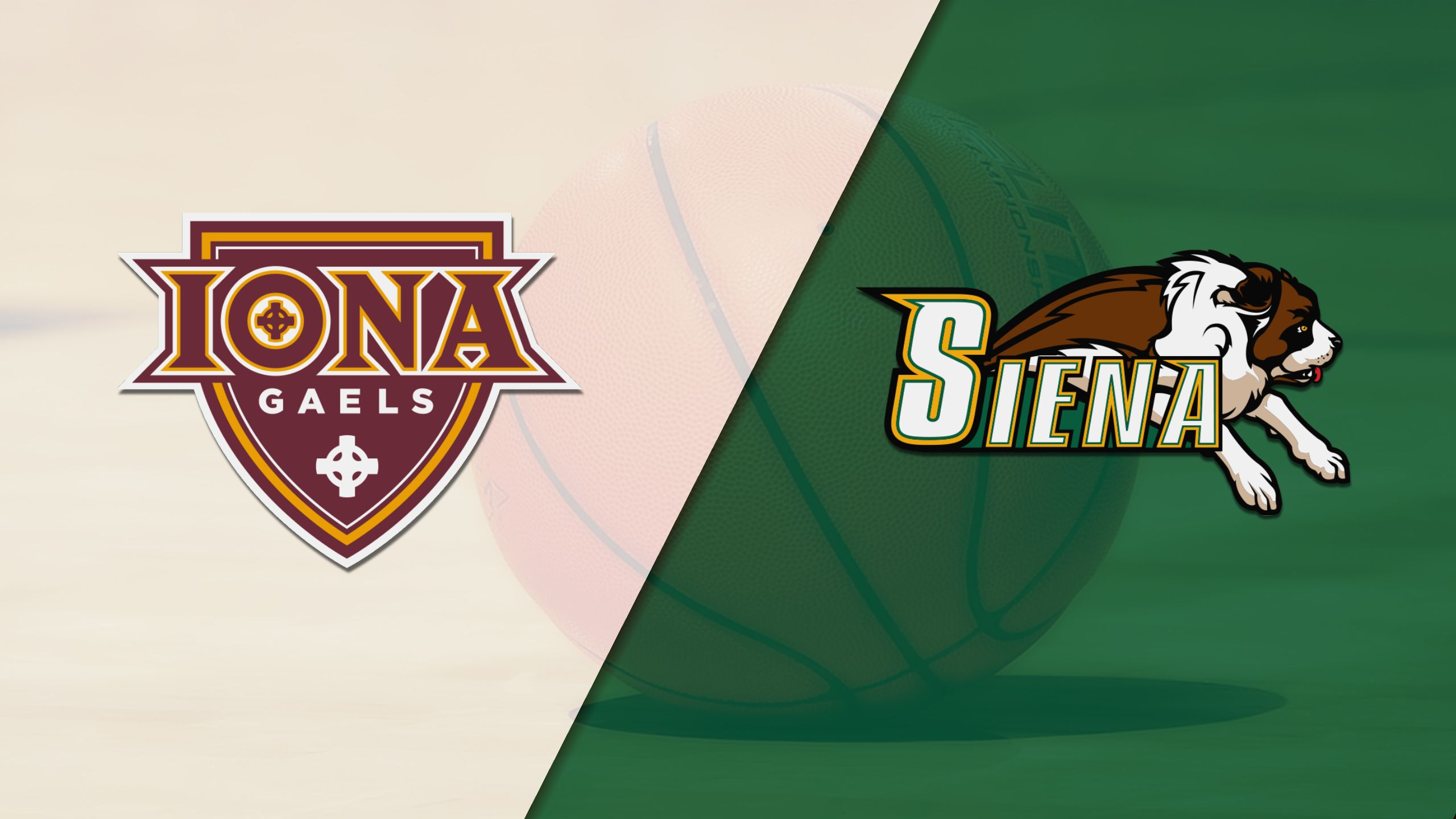 Iona vs. Siena (M Basketball)