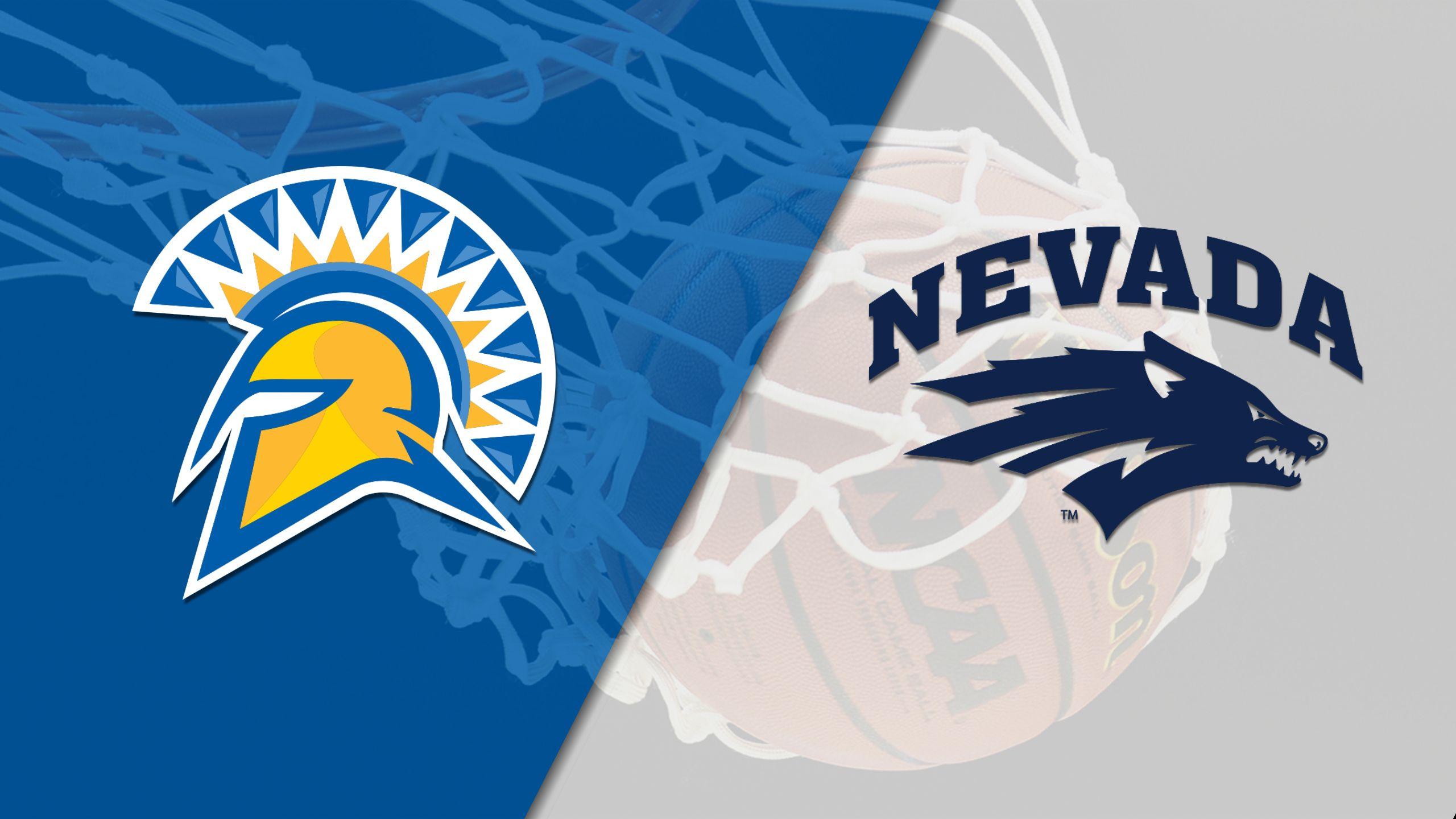 San Jose State vs. #20 Nevada (M Basketball)