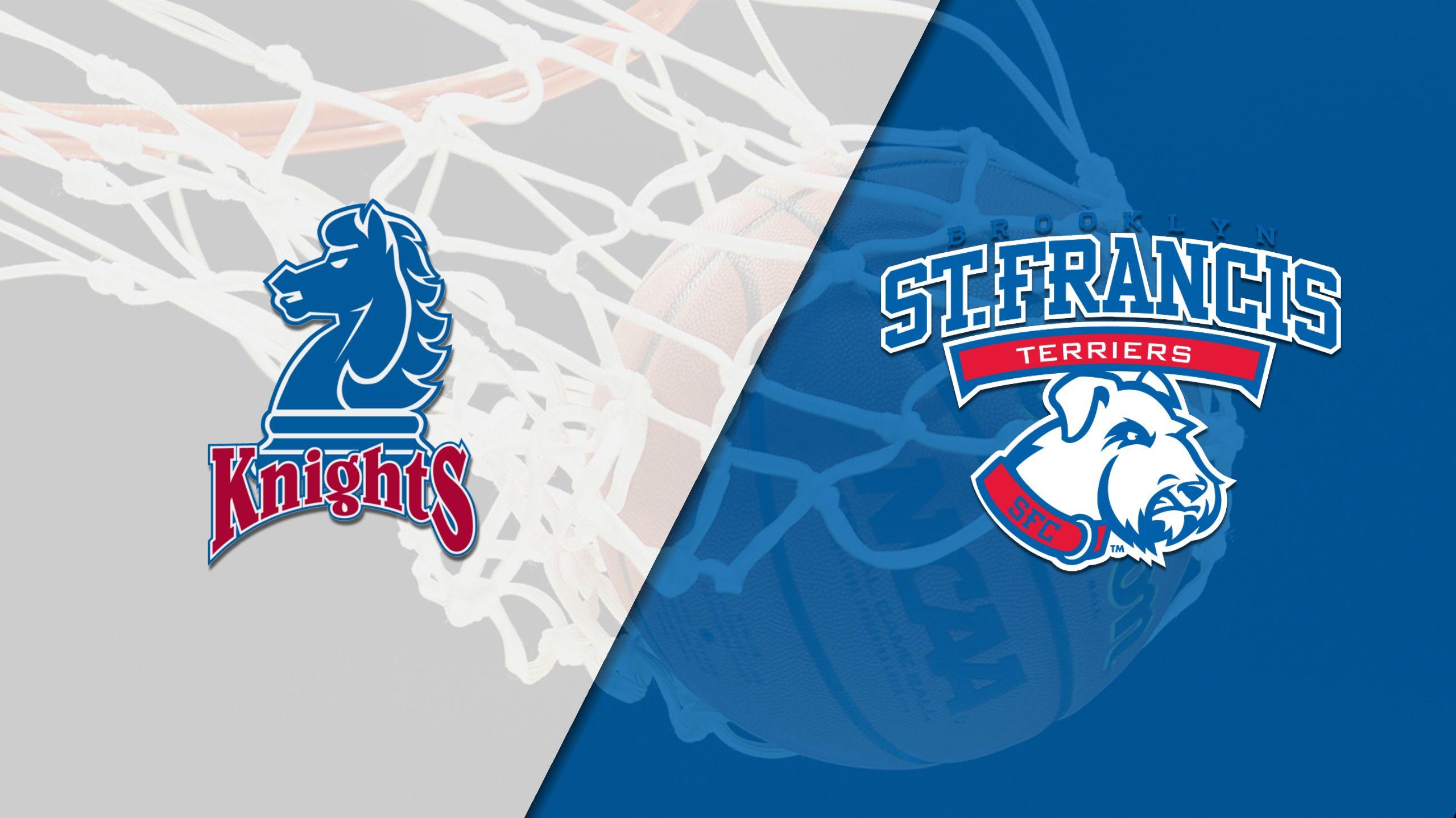 Fairleigh Dickinson vs. St. Francis Brooklyn (M Basketball)