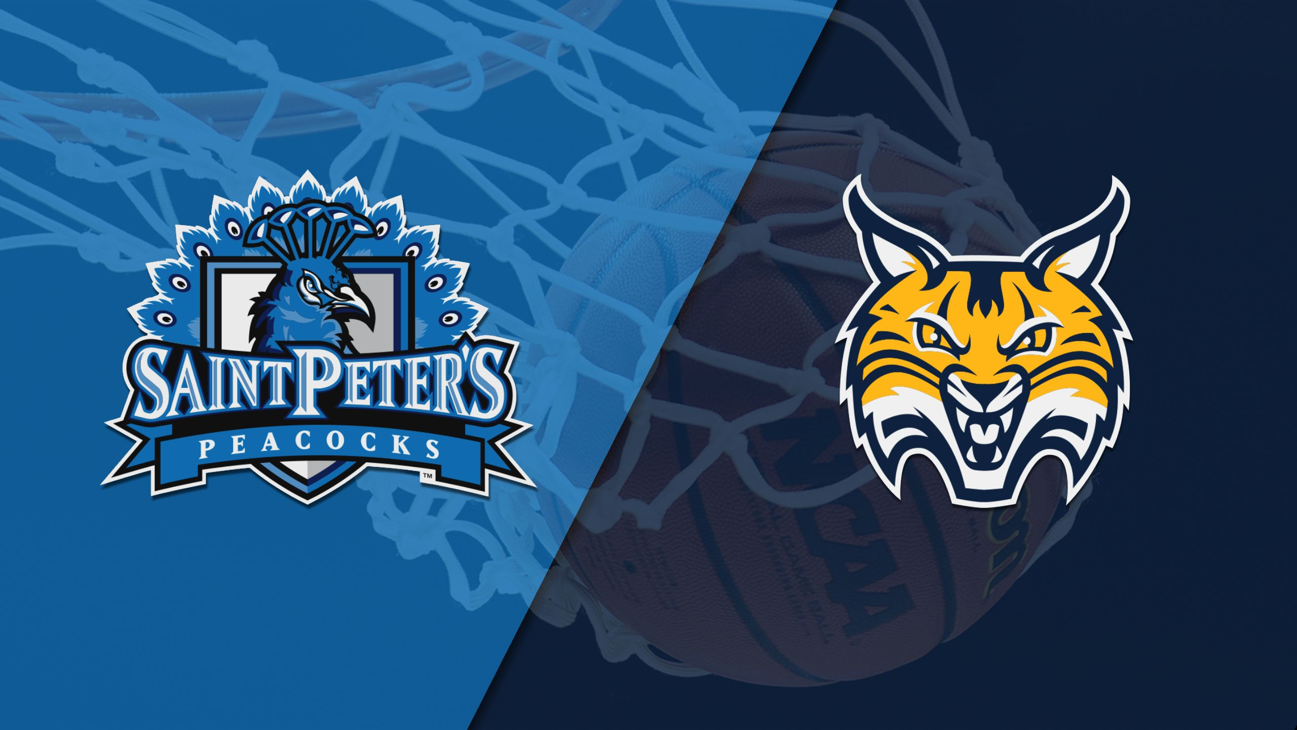 Saint Peter's vs. Quinnipiac (M Basketball)