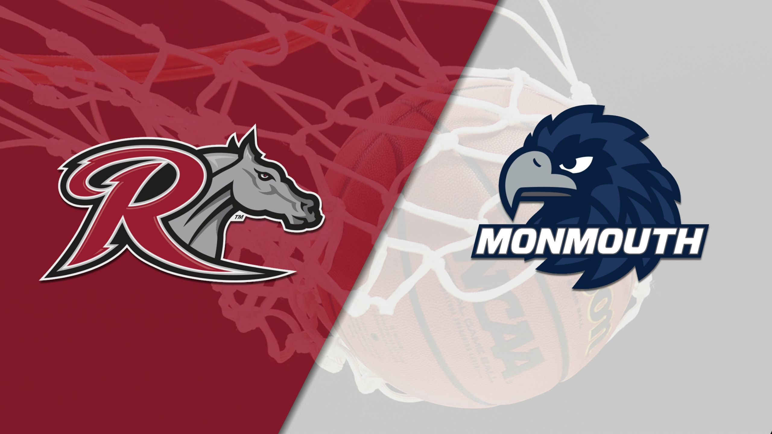 Rider vs. Monmouth (M Basketball)