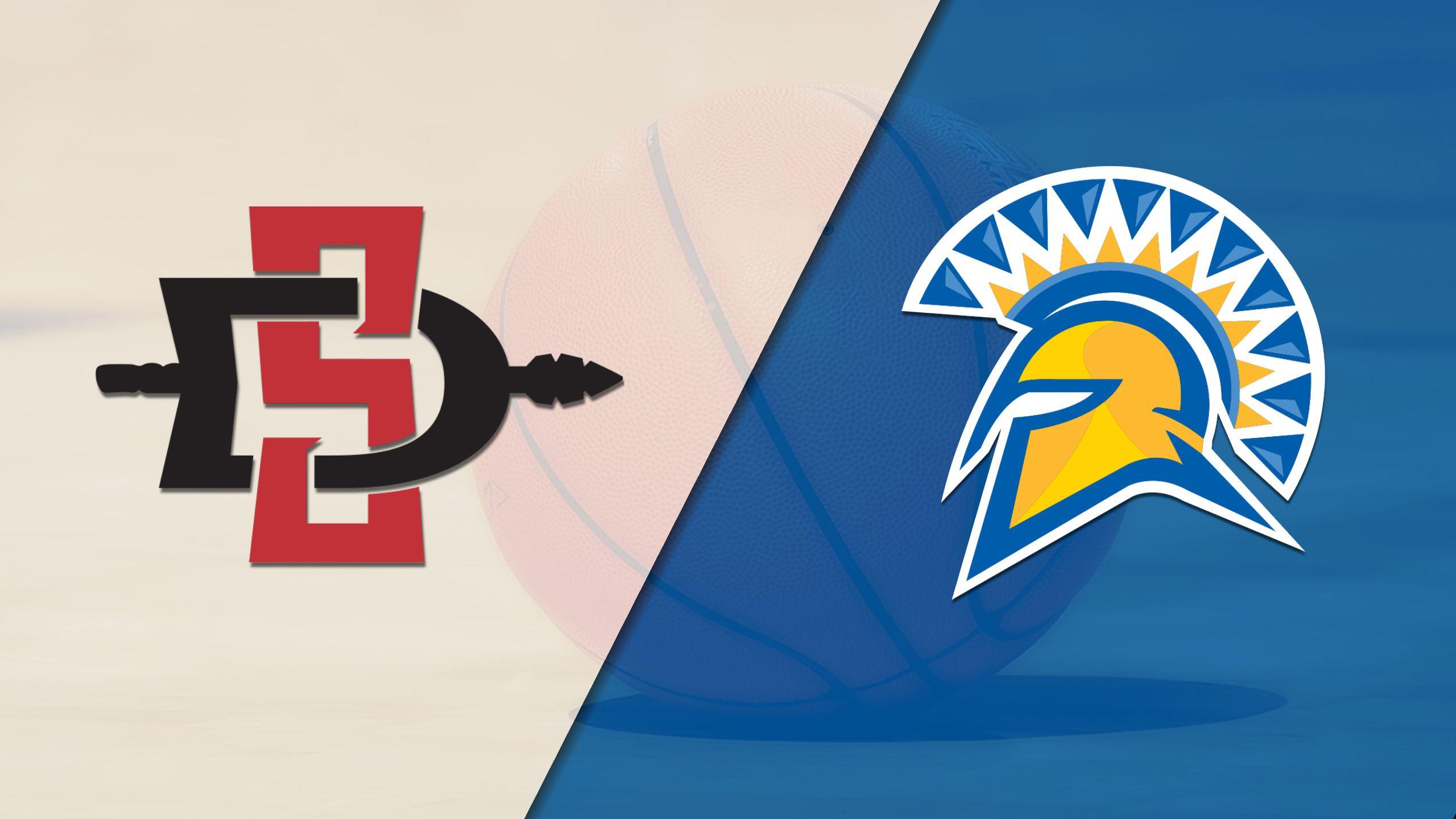 San Diego State vs. San Jose State (M Basketball)