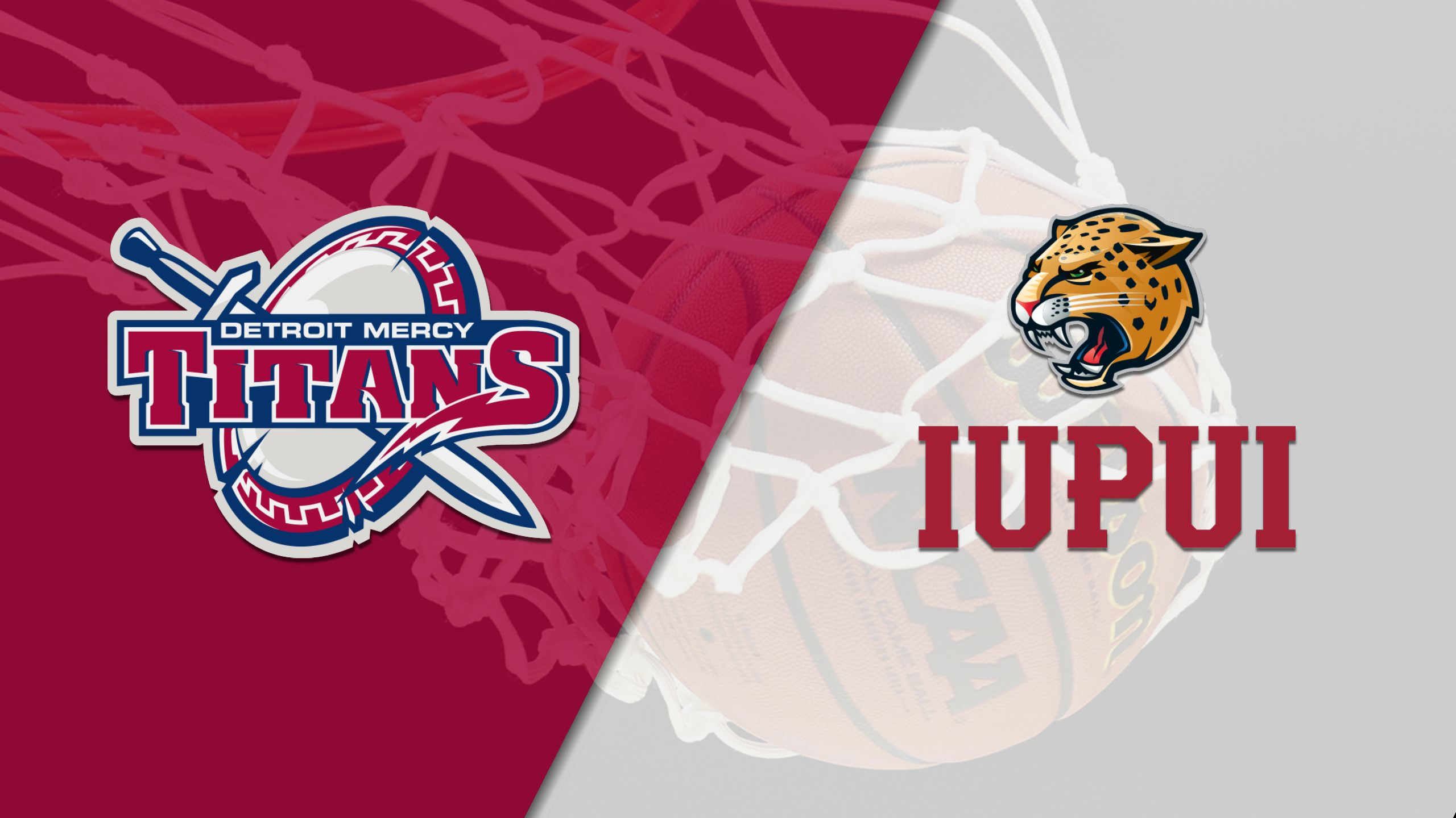 Detroit vs. IUPUI (M Basketball)