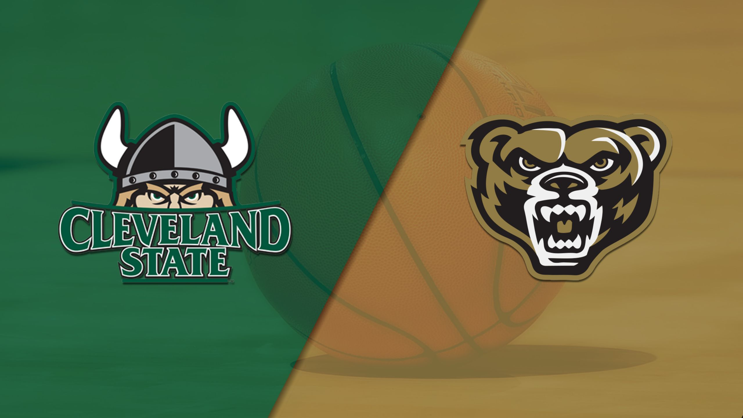 Cleveland State vs. Oakland (M Basketball)