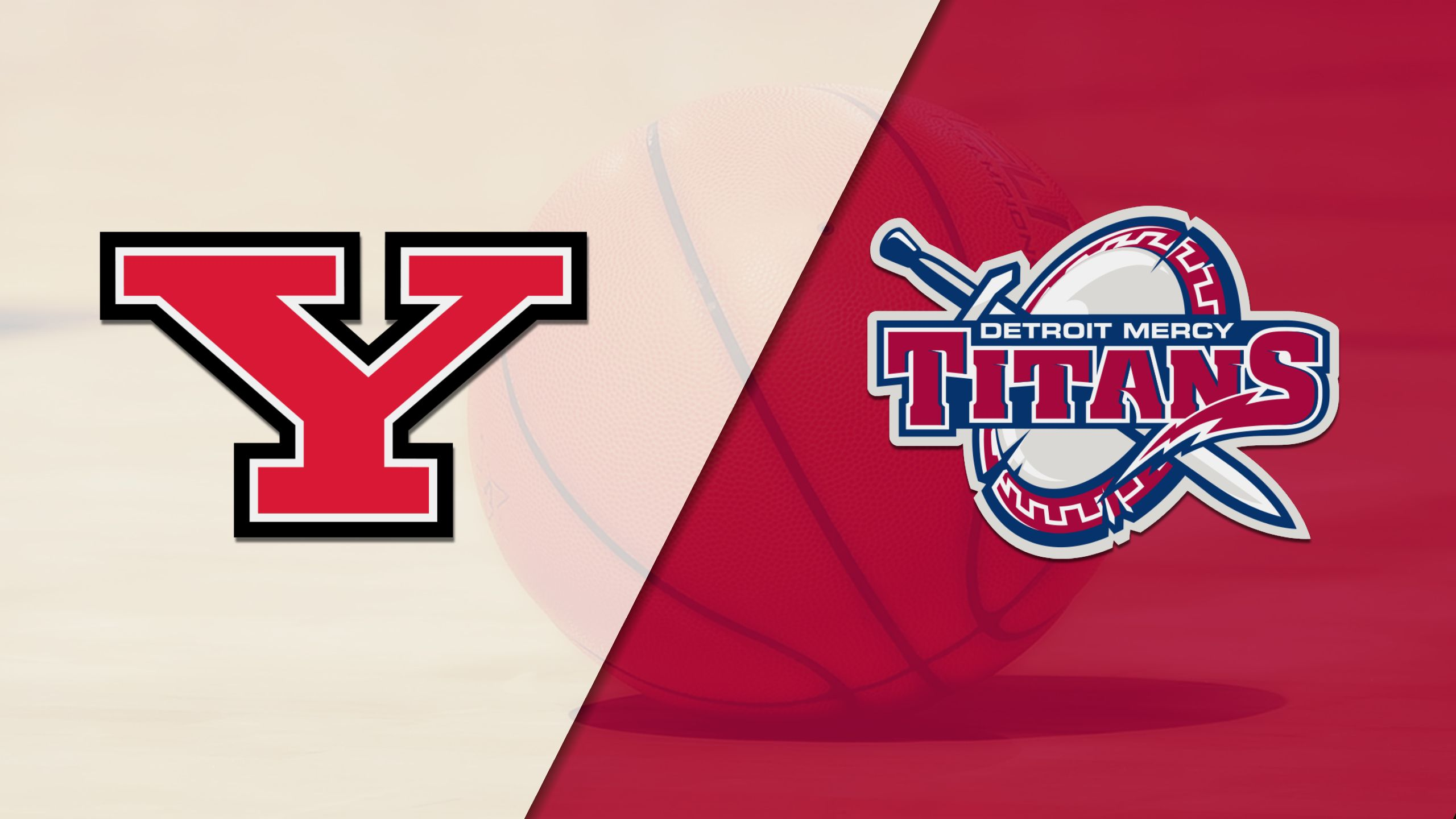 Youngstown State vs. Detroit (M Basketball)
