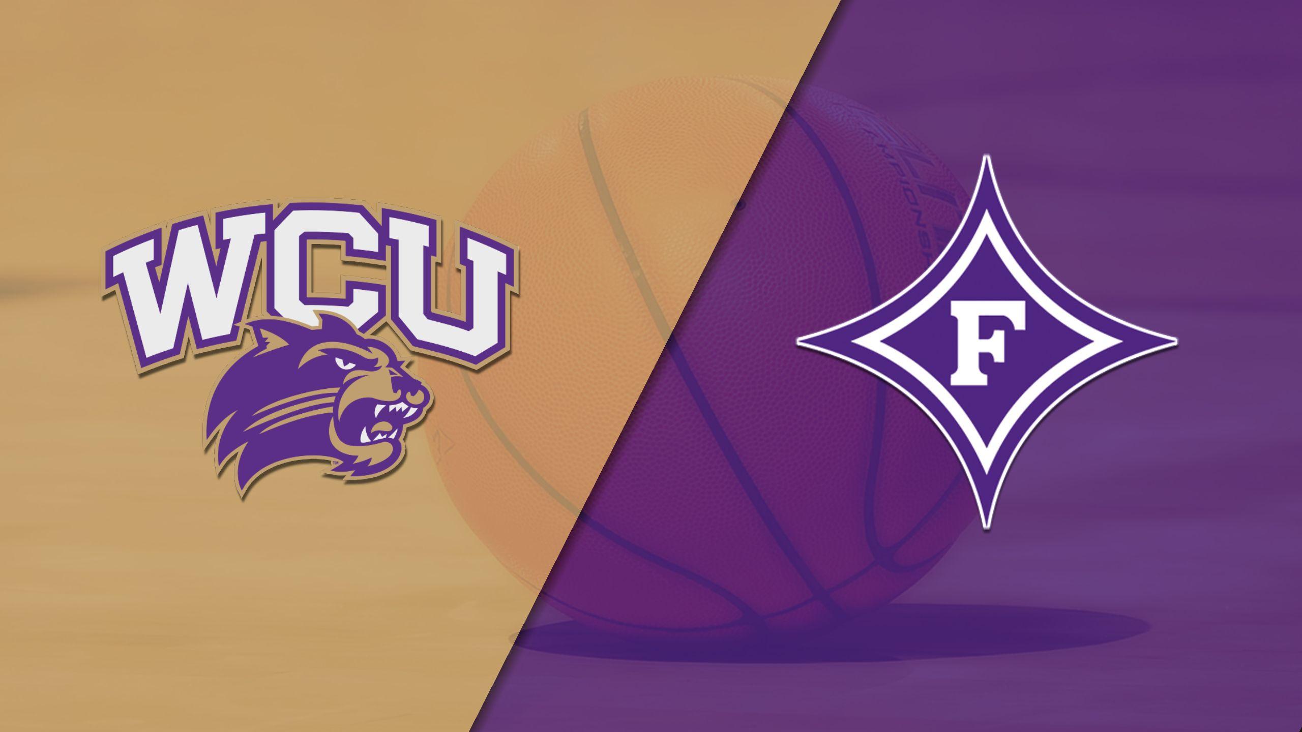 Western Carolina vs. Furman (M Basketball)