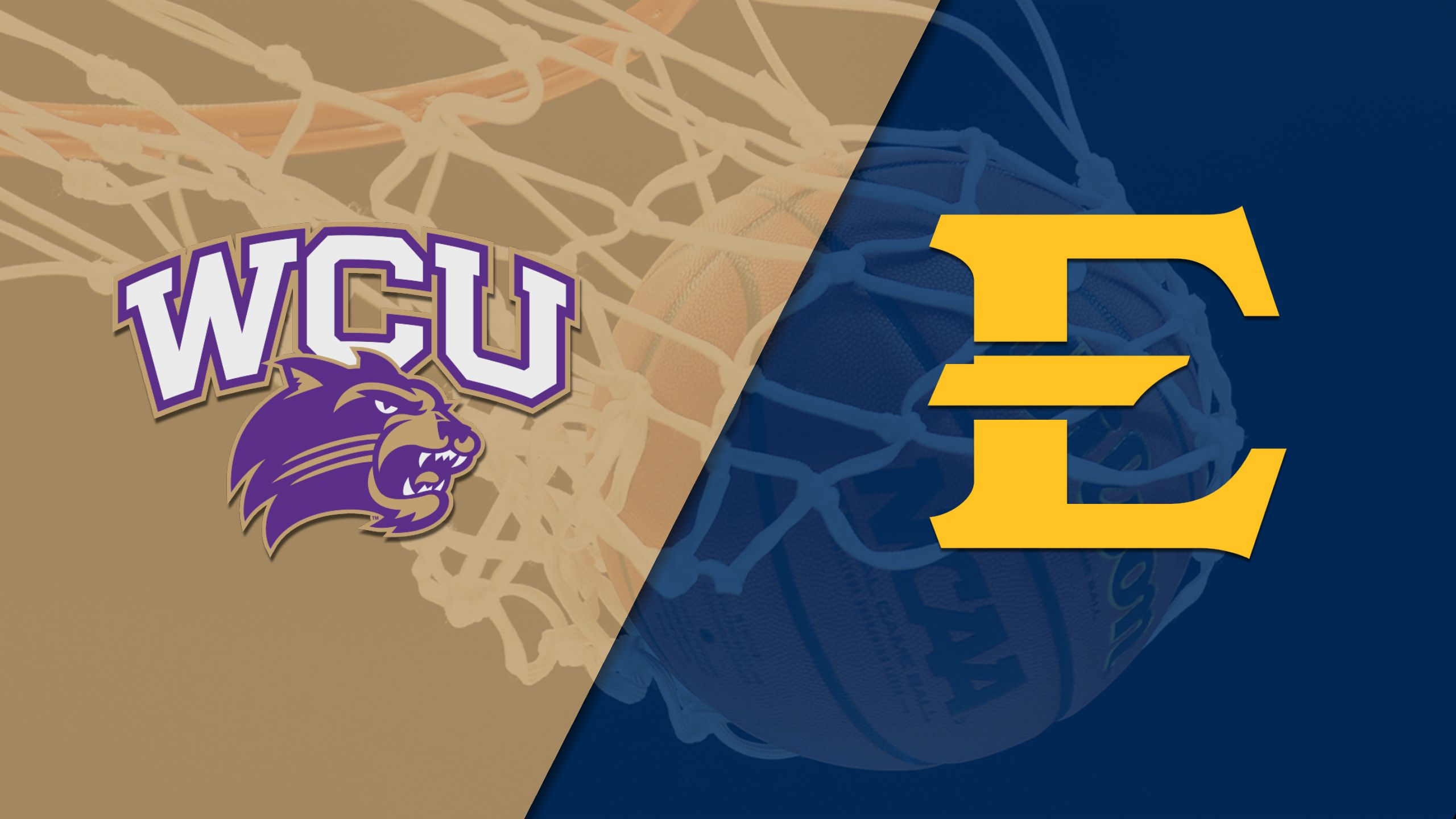 Western Carolina vs. East Tennessee State (M Basketball)