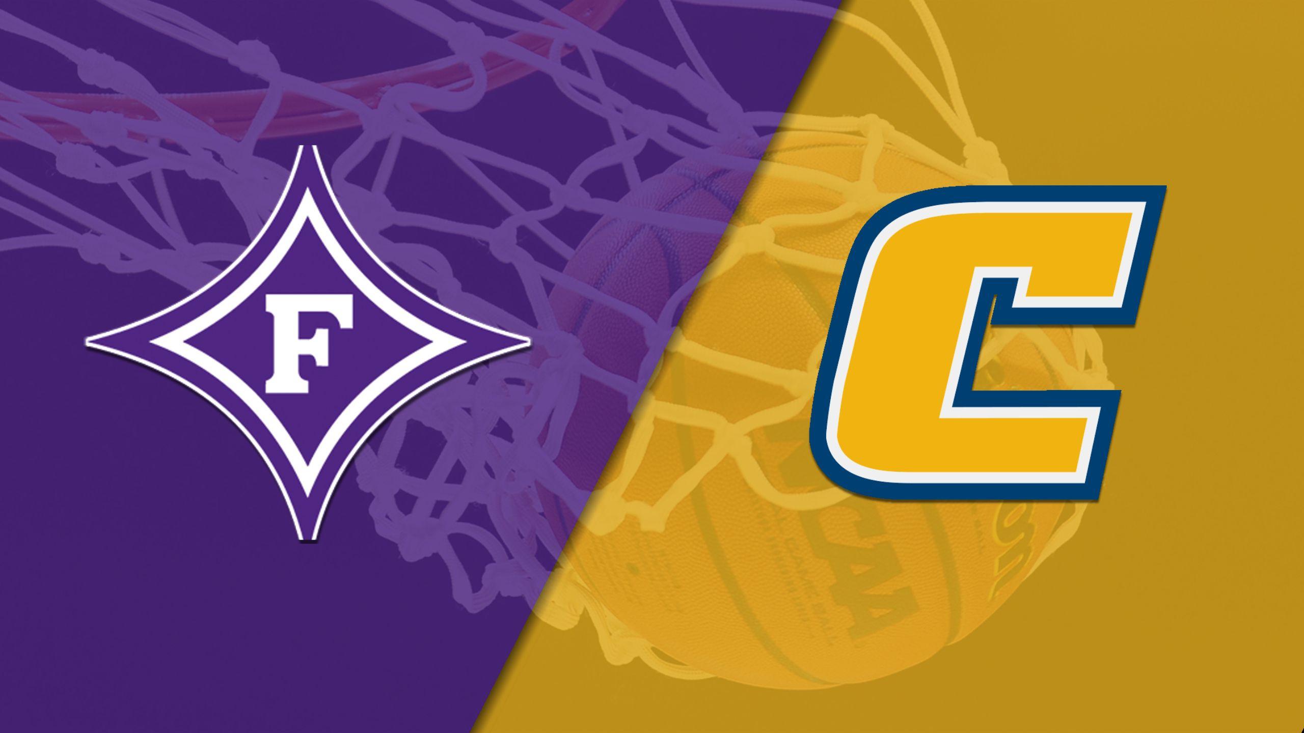 Furman vs. Chattanooga (M Basketball)