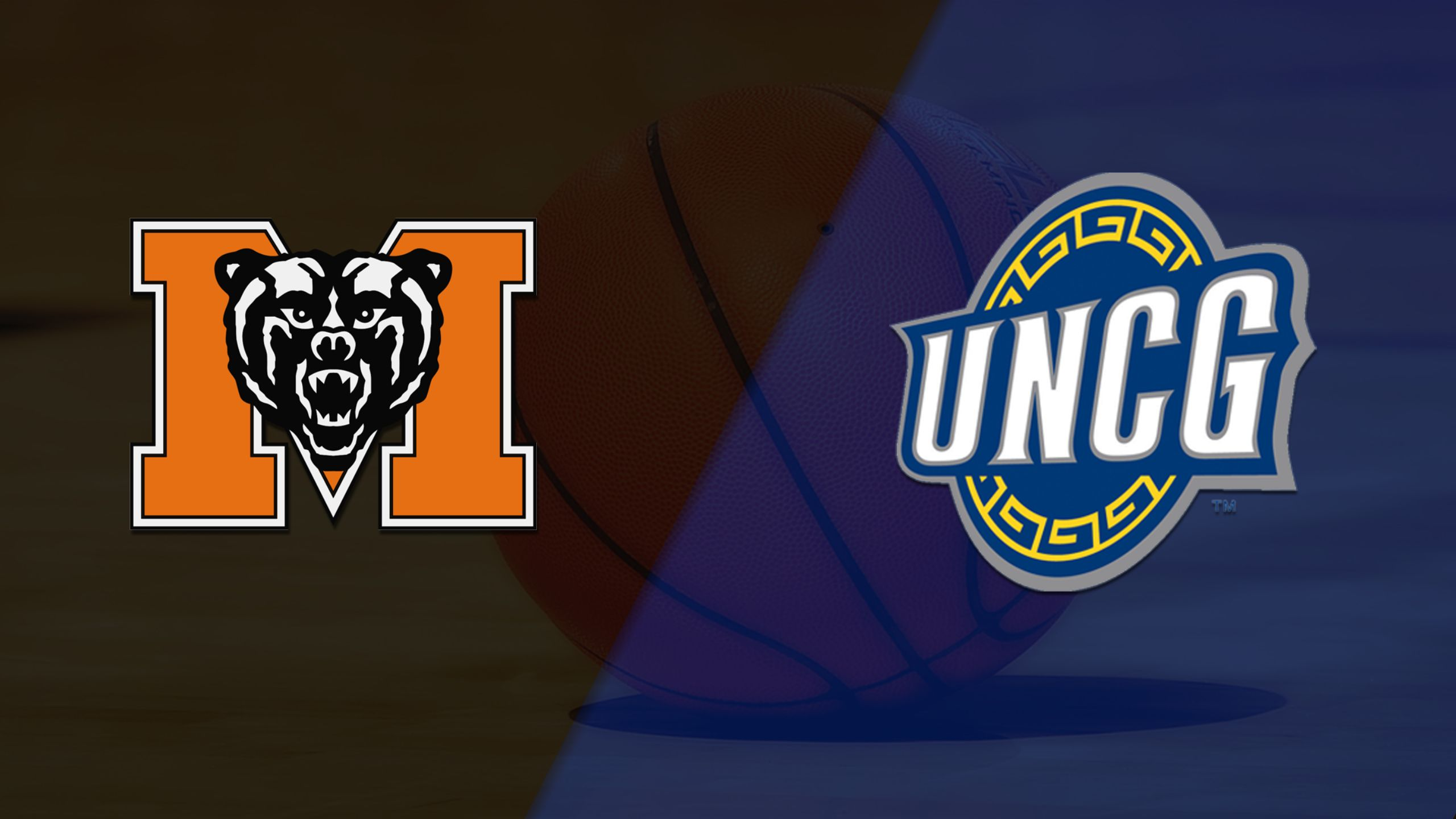 Mercer vs. UNC Greensboro (M Basketball)