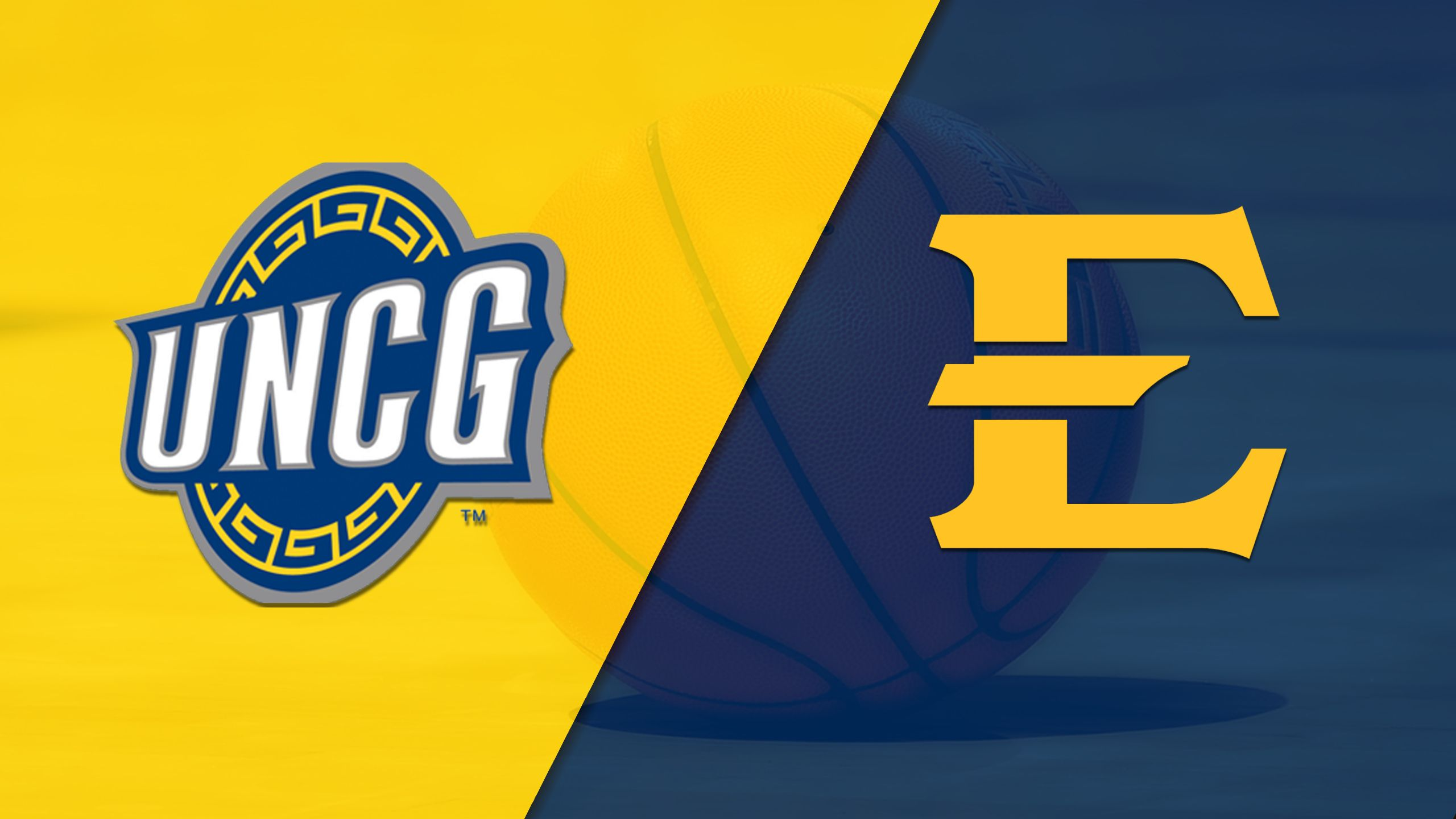 UNC Greensboro vs. East Tennessee State (M Basketball)