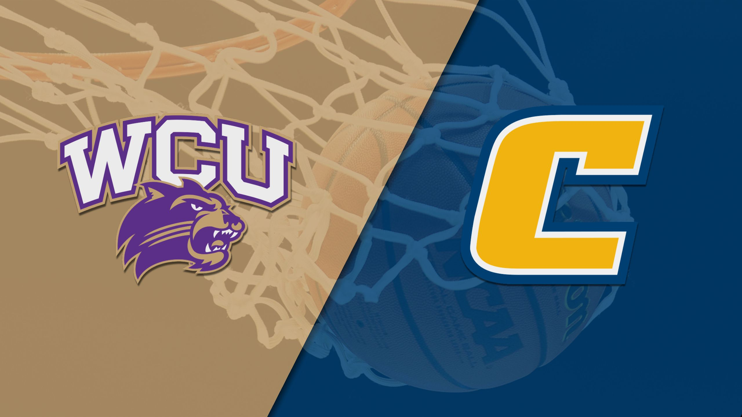 Western Carolina vs. Chattanooga (M Basketball)