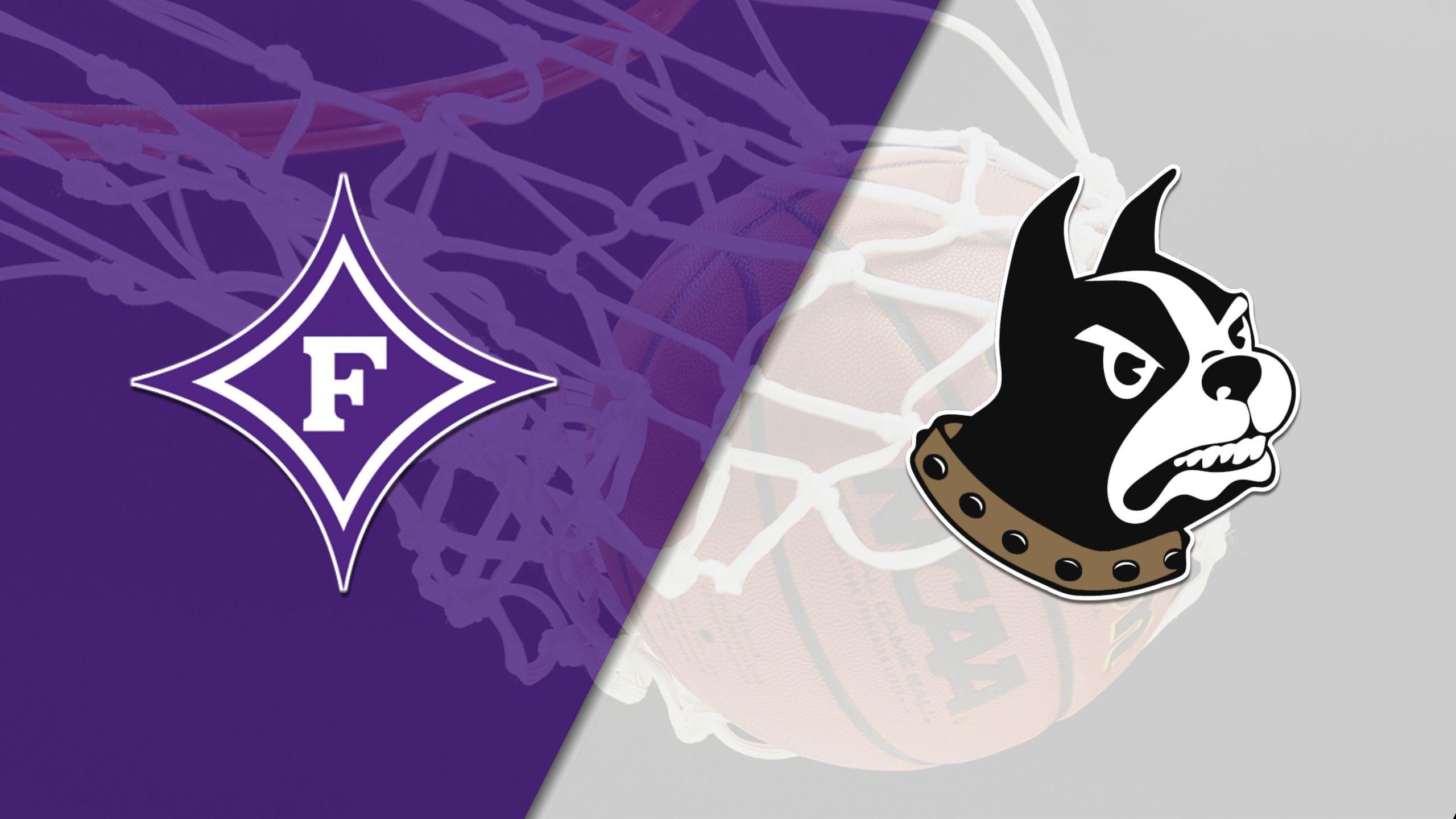 Furman vs. Wofford (M Basketball)