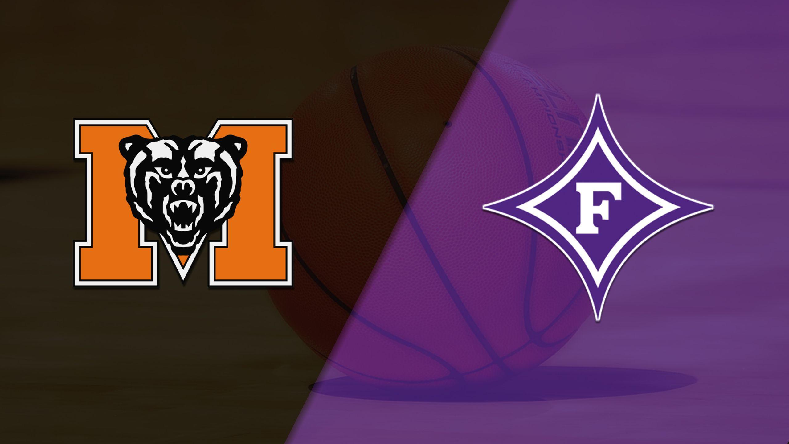 Mercer vs. Furman (M Basketball)
