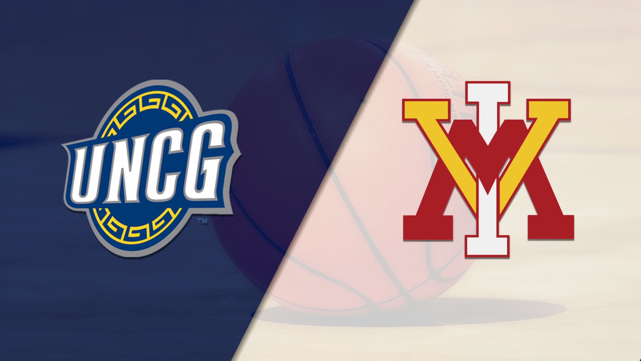 UNC Greensboro vs. VMI (M Basketball)