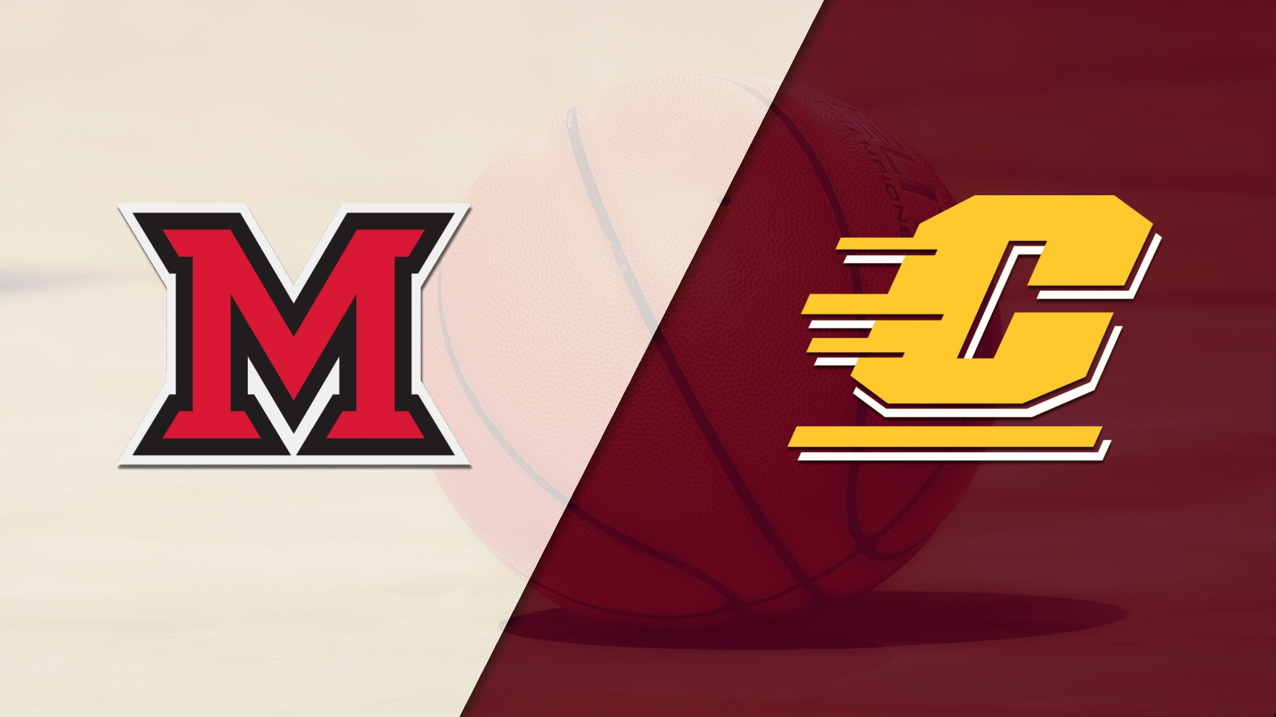 Miami (OH) vs. Central Michigan (M Basketball)