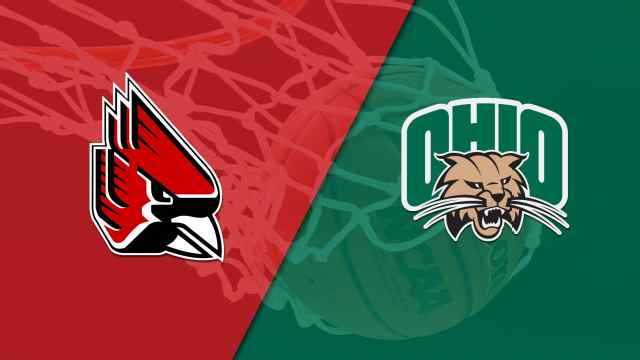 Ball State vs. Ohio (M Basketball)