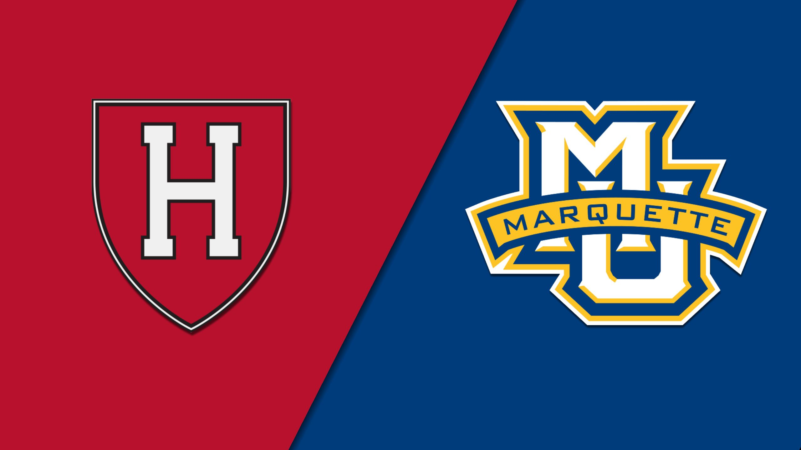 #7 Harvard vs. #2 Marquette (First Round) (NIT)