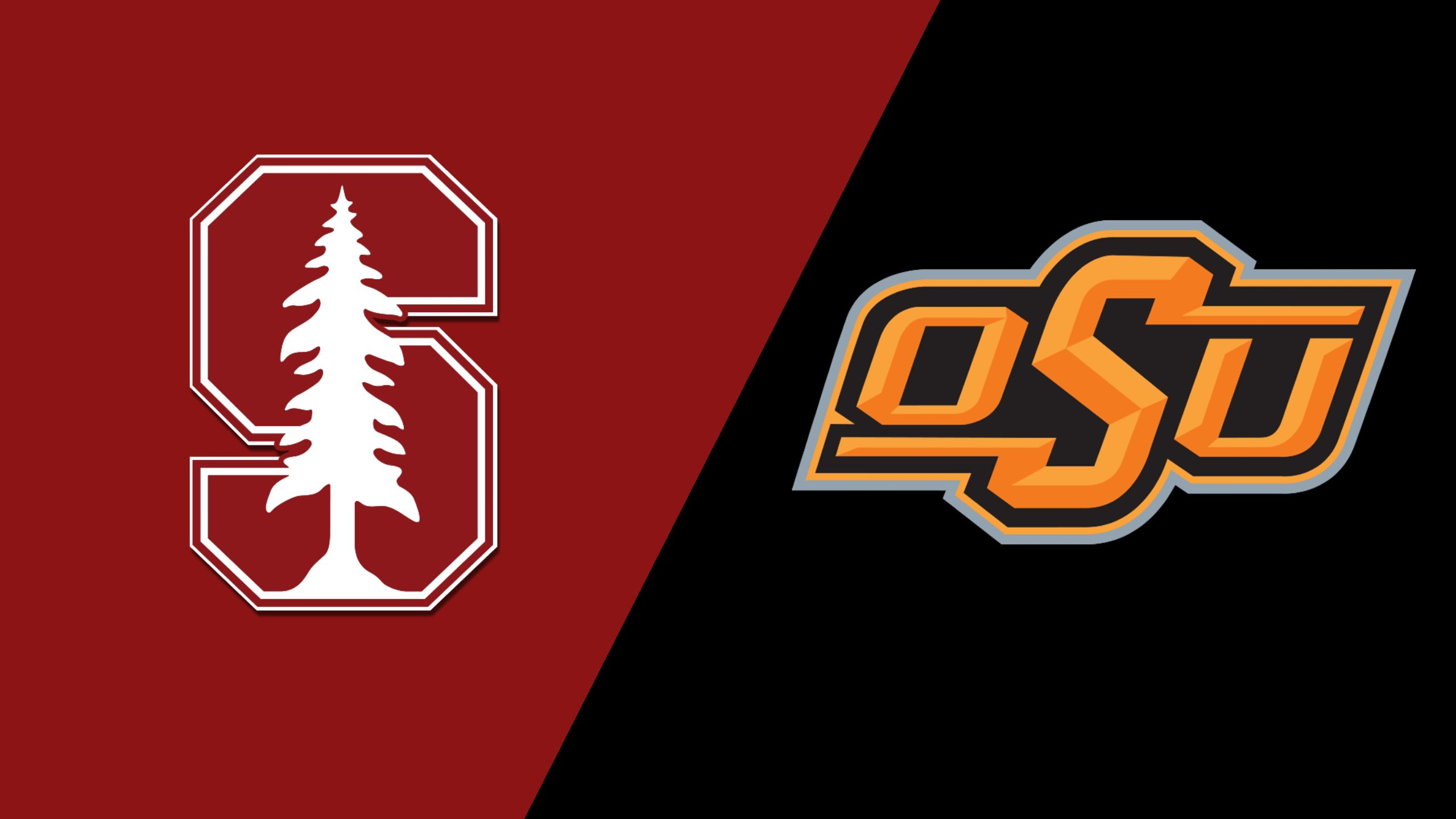 #3 Stanford vs. #2 Oklahoma State (Second Round) (NIT) (re-air)