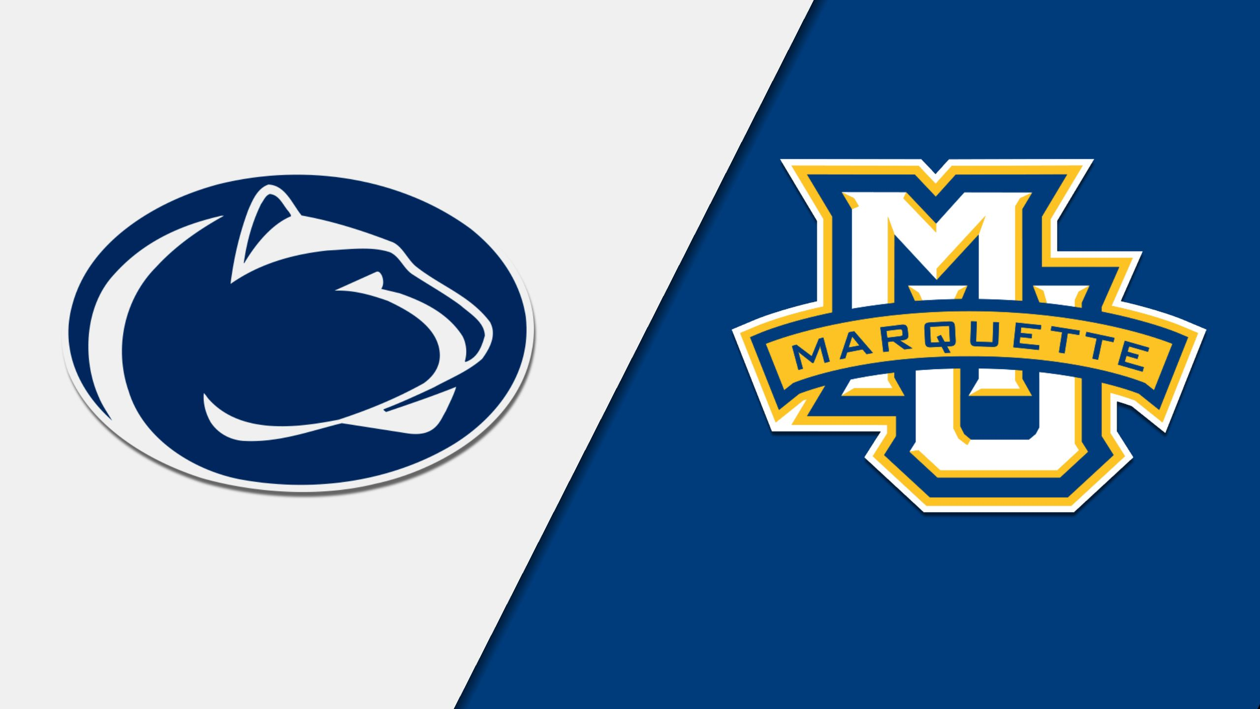 #4 Penn State vs. #2 Marquette (Quarterfinal #1) (NIT) (re-air)
