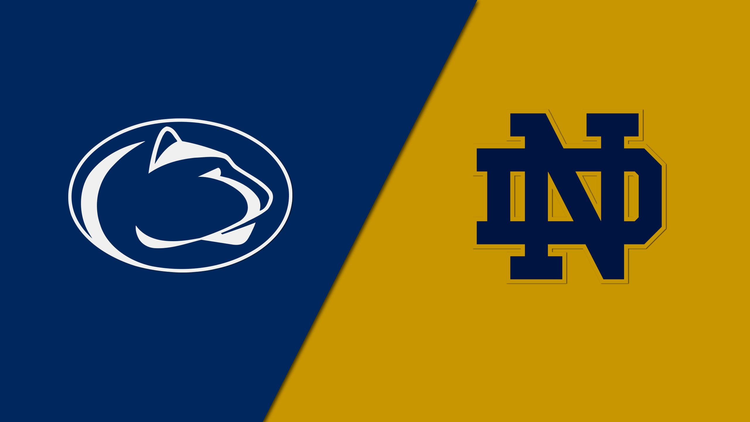 #4 Penn State vs. #1 Notre Dame (Second Round) (NIT)