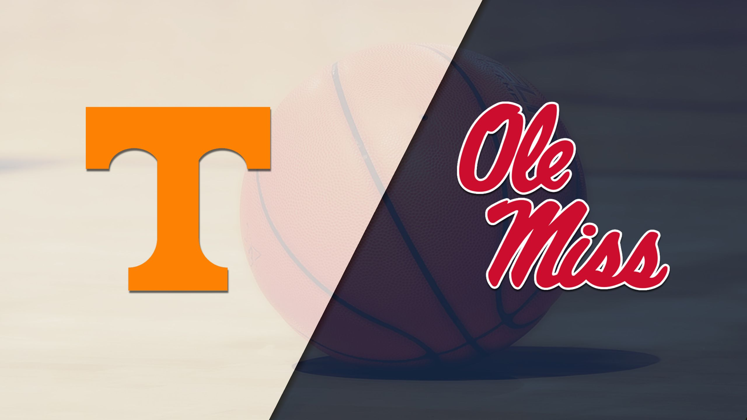 #19 Tennessee vs. Ole Miss (M Basketball)