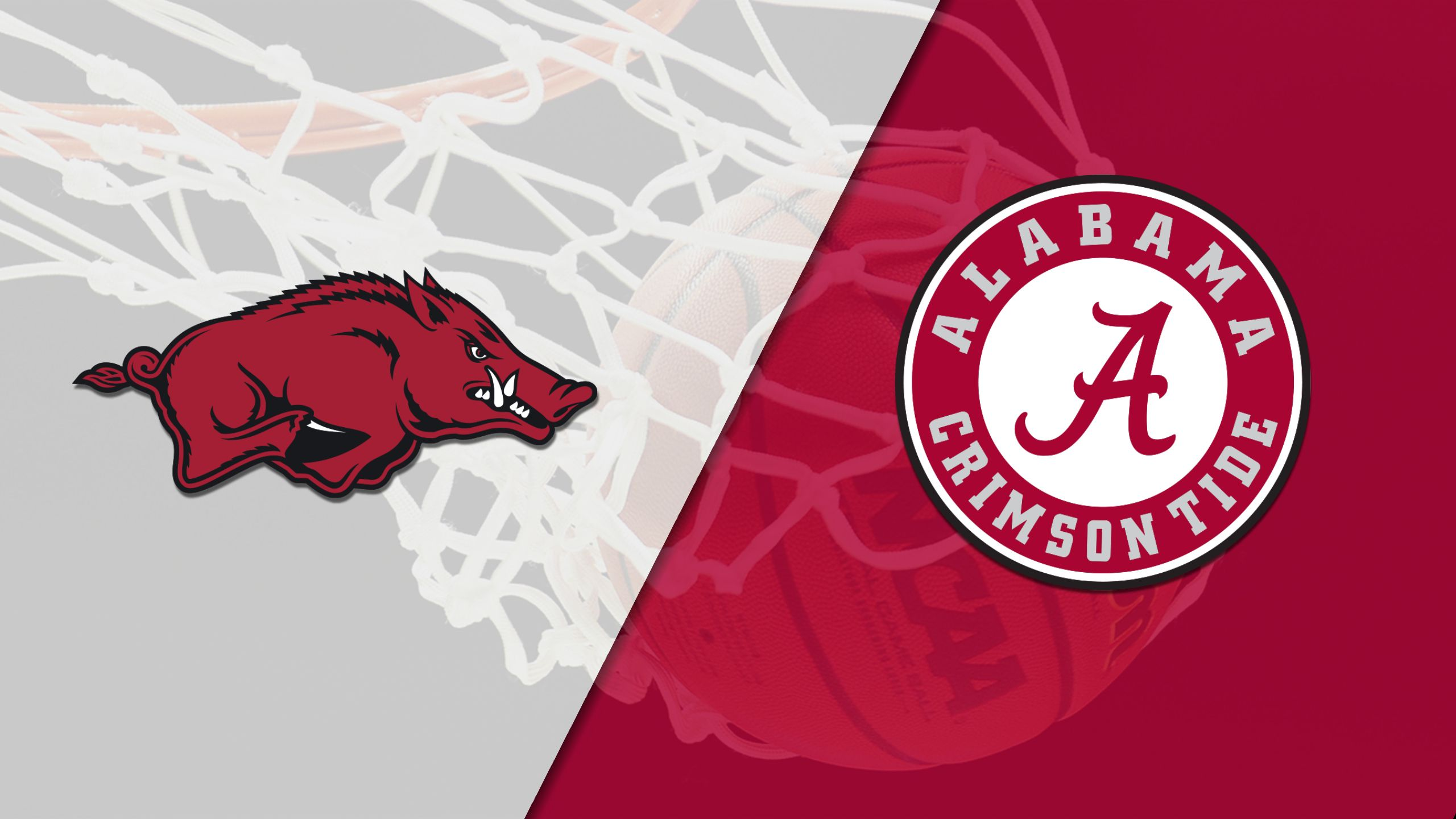 Arkansas vs. Alabama (M Basketball)
