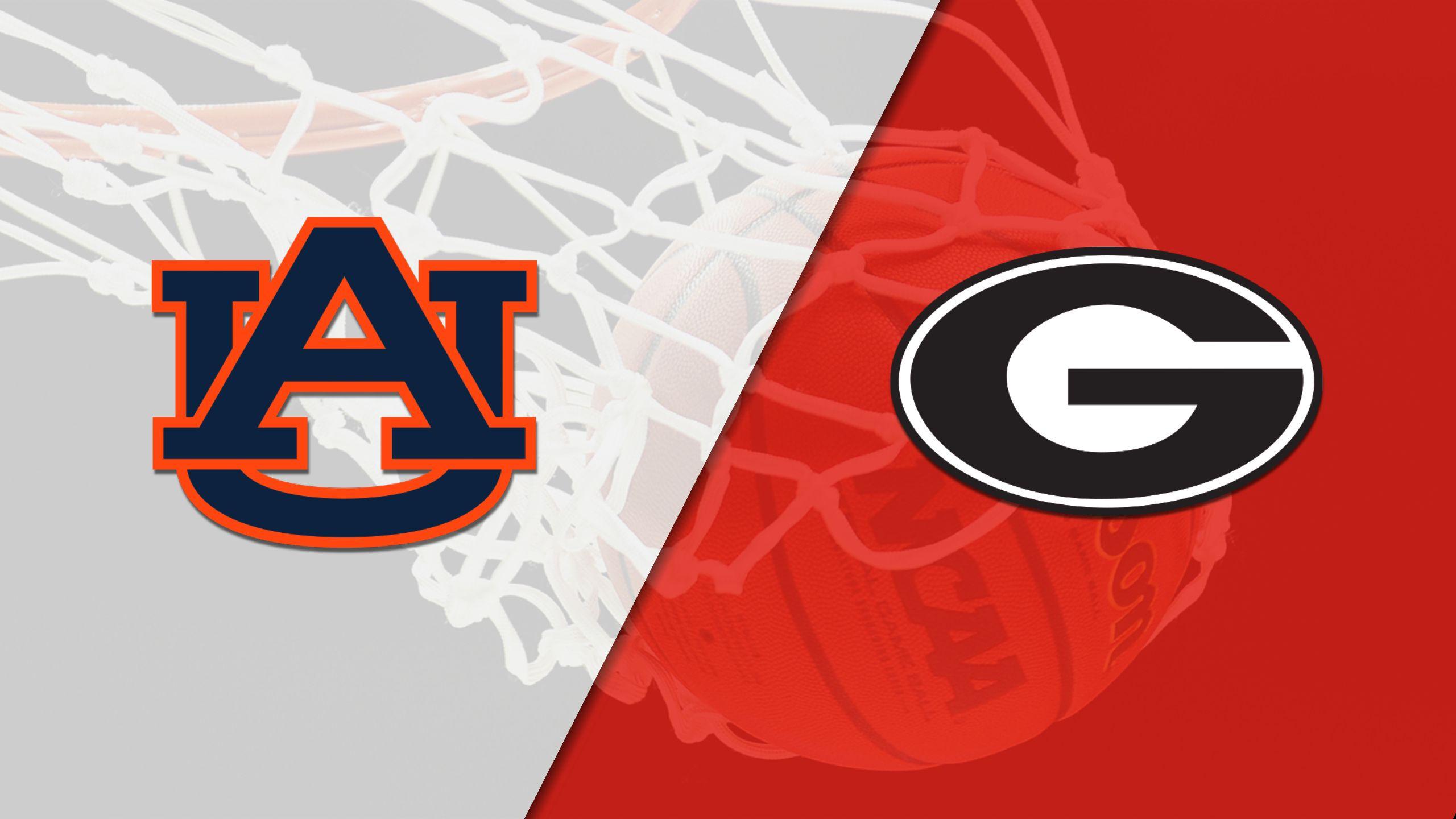 #8 Auburn vs. Georgia (M Basketball)
