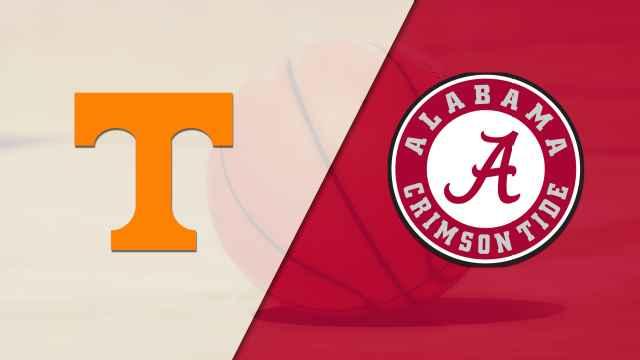 #15 Tennessee vs. Alabama (M Basketball)