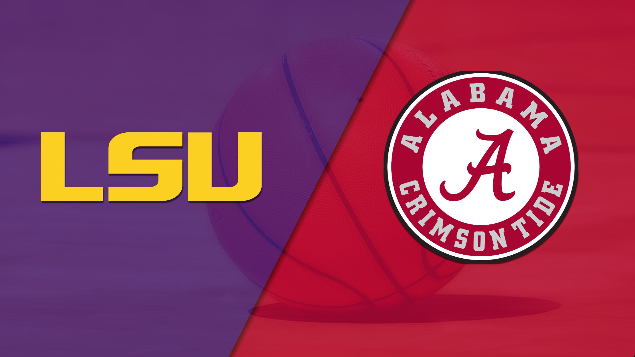 LSU vs. Alabama (M Basketball)