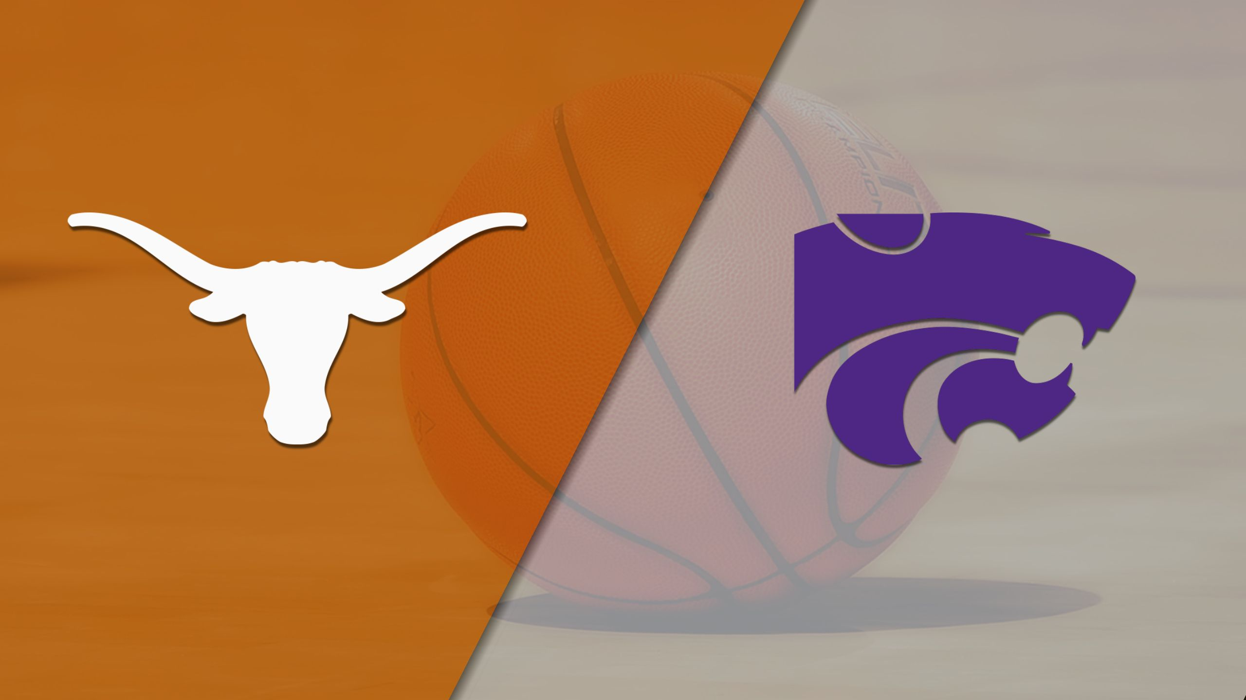 Texas vs. Kansas State (M Basketball) (re-air)