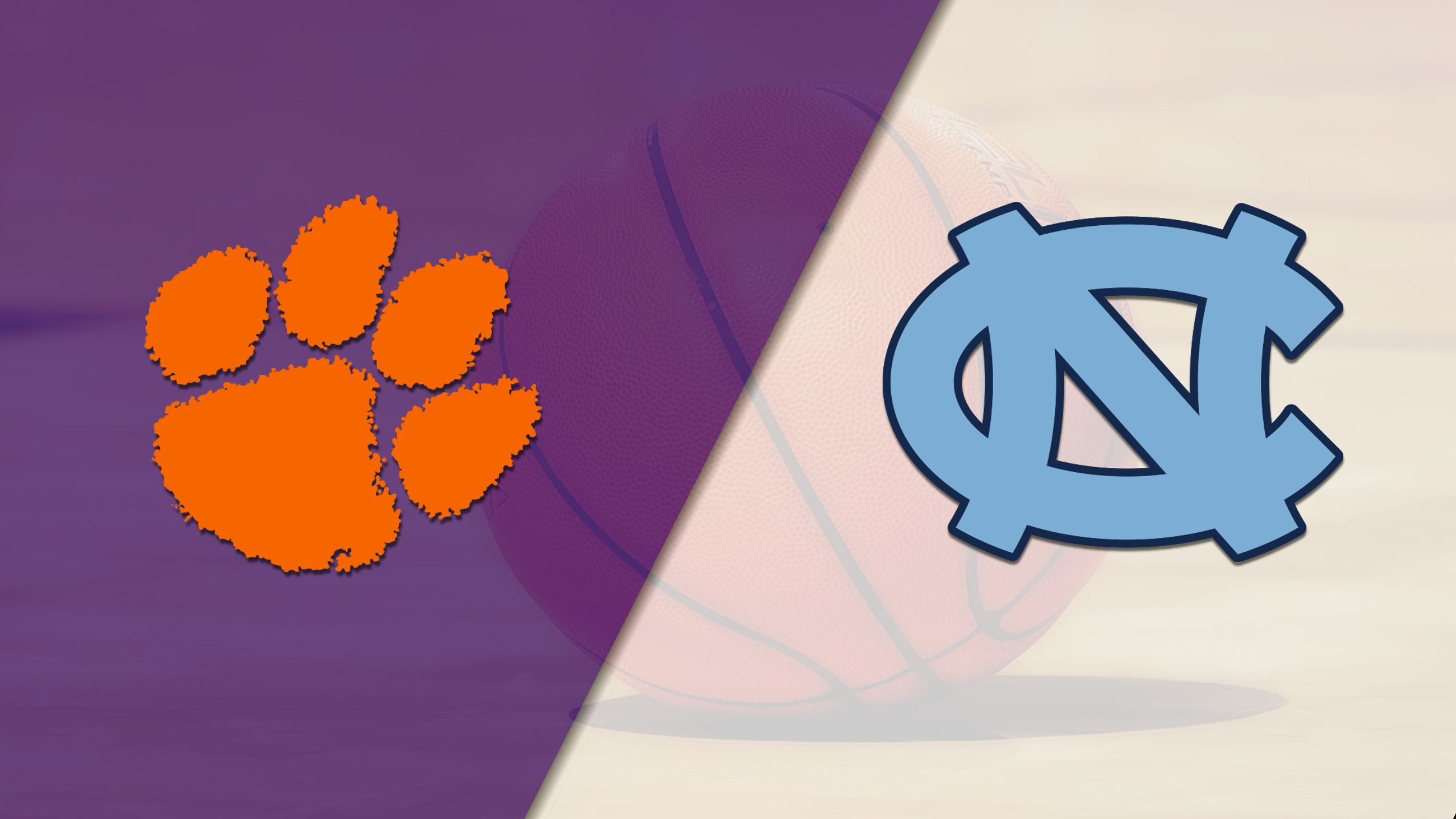 #20 Clemson vs. #15 North Carolina (M Basketball)