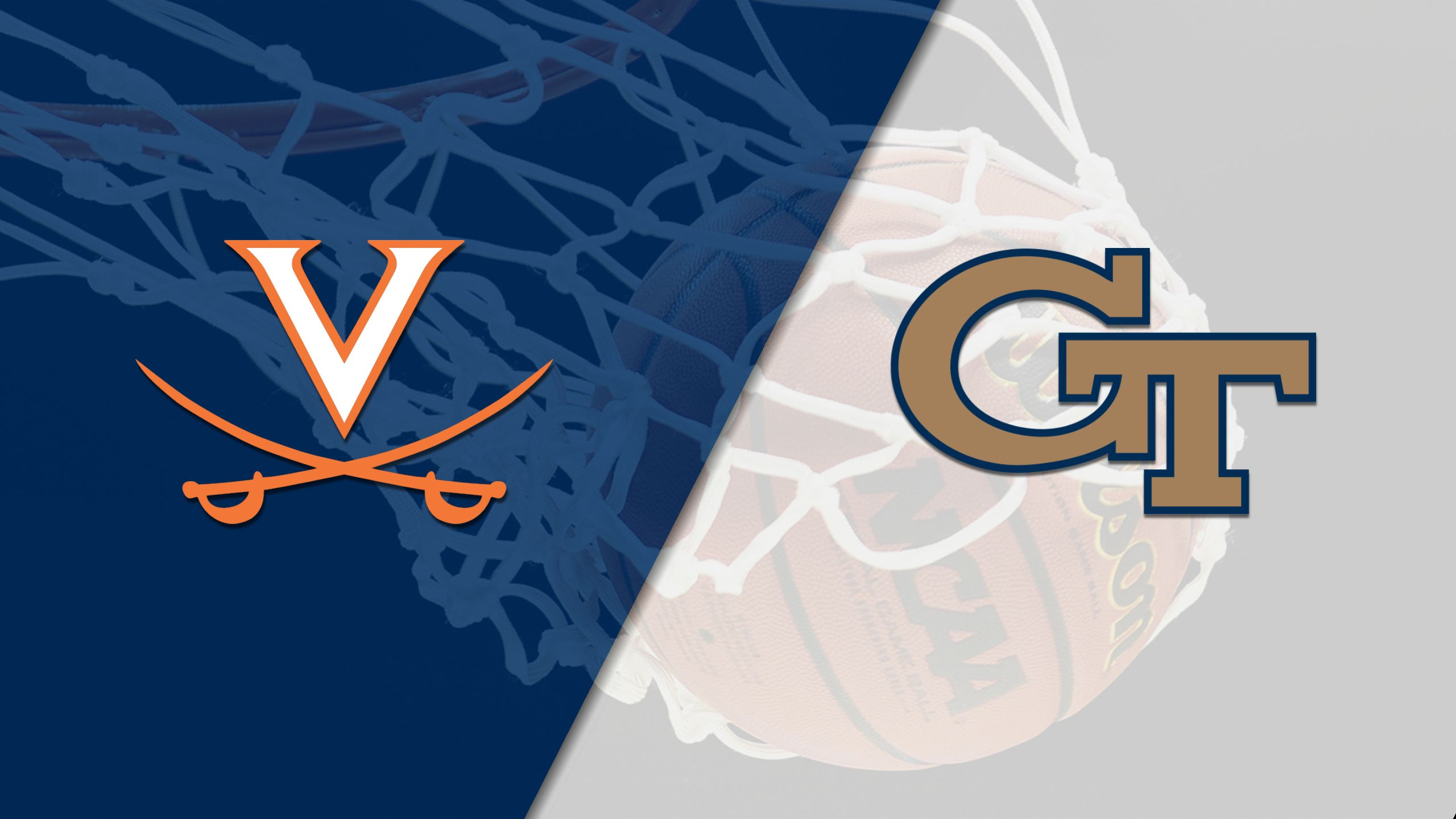 #2 Virginia vs. Georgia Tech (M Basketball)
