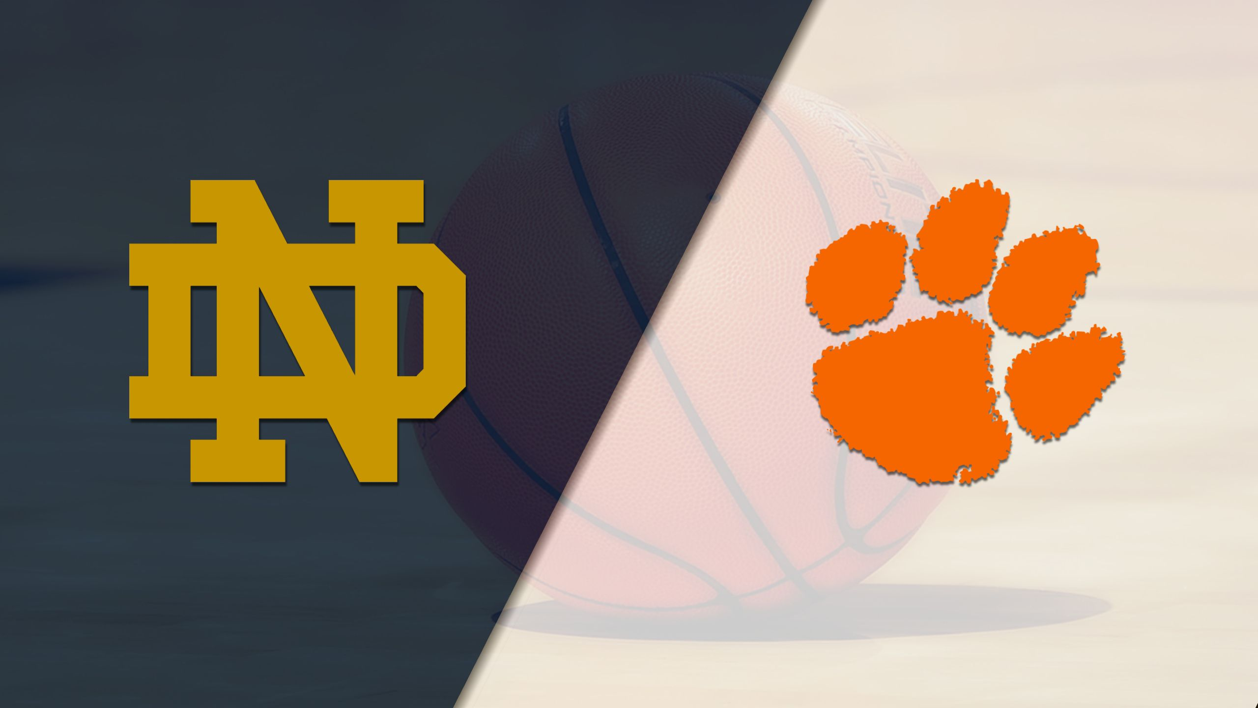 Notre Dame vs. #20 Clemson (M Basketball)