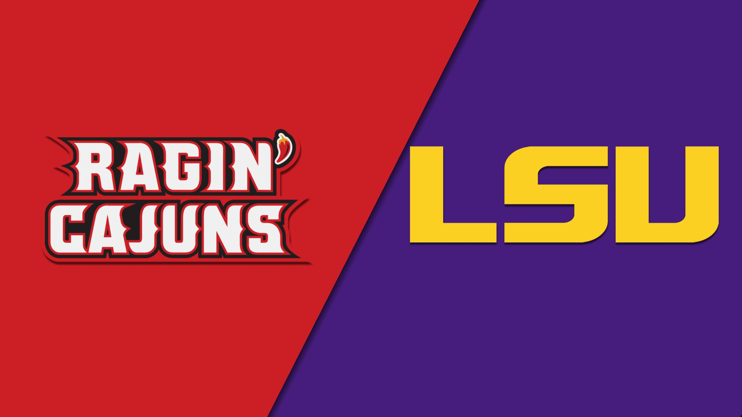#6 Louisiana vs. #3 LSU (First Round) (NIT)