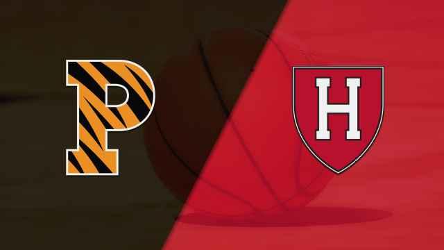 Princeton vs. Harvard (M Basketball)