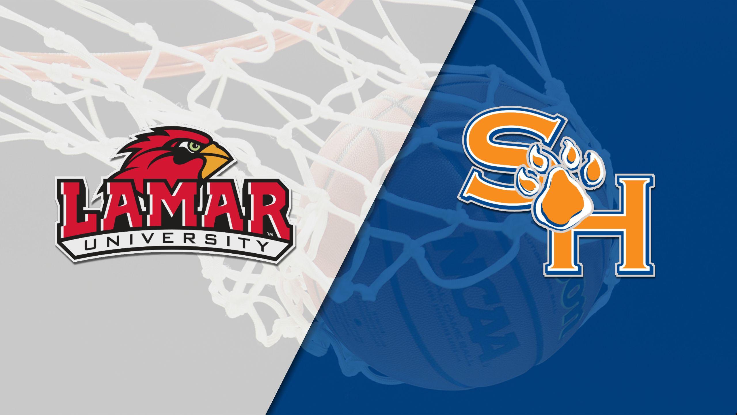 Lamar vs. Sam Houston State (M Basketball)