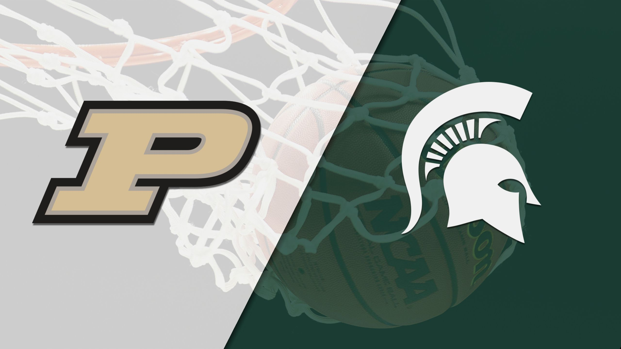 #3 Purdue vs. #4 Michigan State (M Basketball) (re-air)