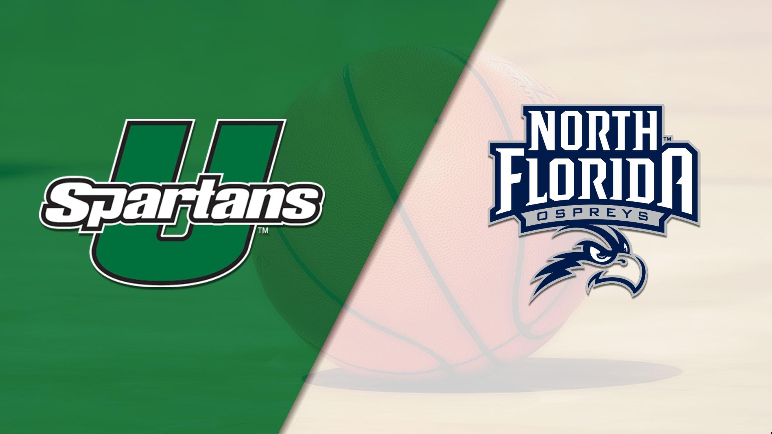 South Carolina Upstate vs. North Florida (M Basketball)