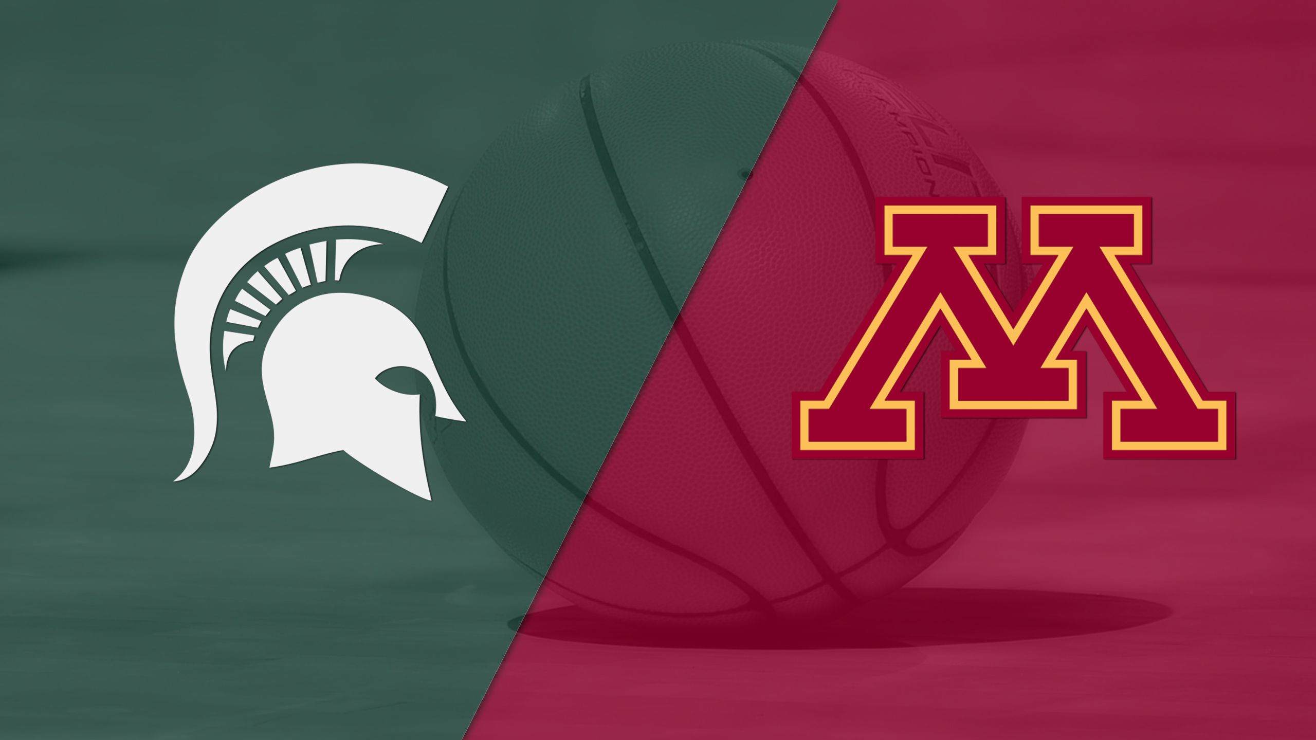 #2 Michigan State vs. Minnesota (M Basketball) (re-air)