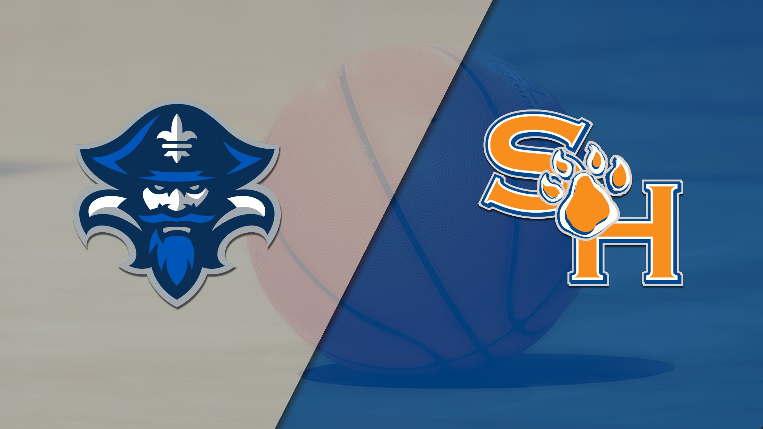 New Orleans vs. Sam Houston State (M Basketball)