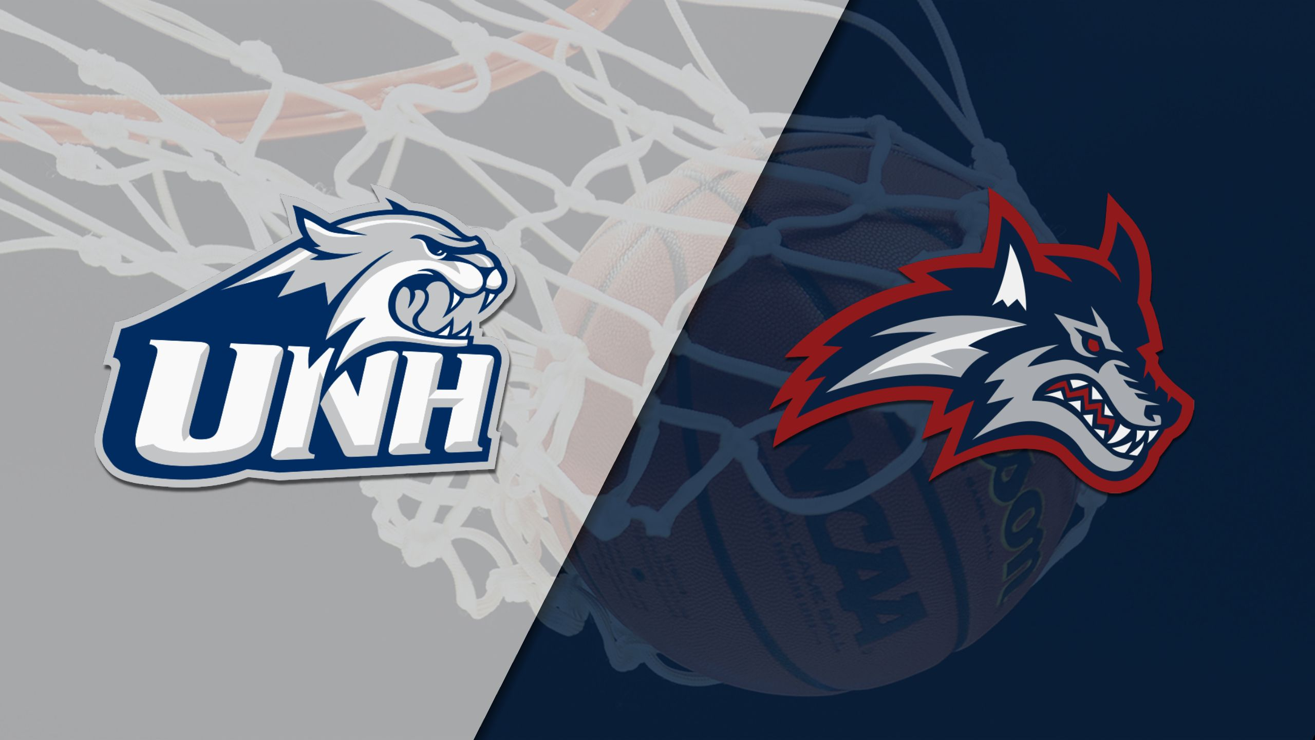 New Hampshire vs. Stony Brook (M Basketball)