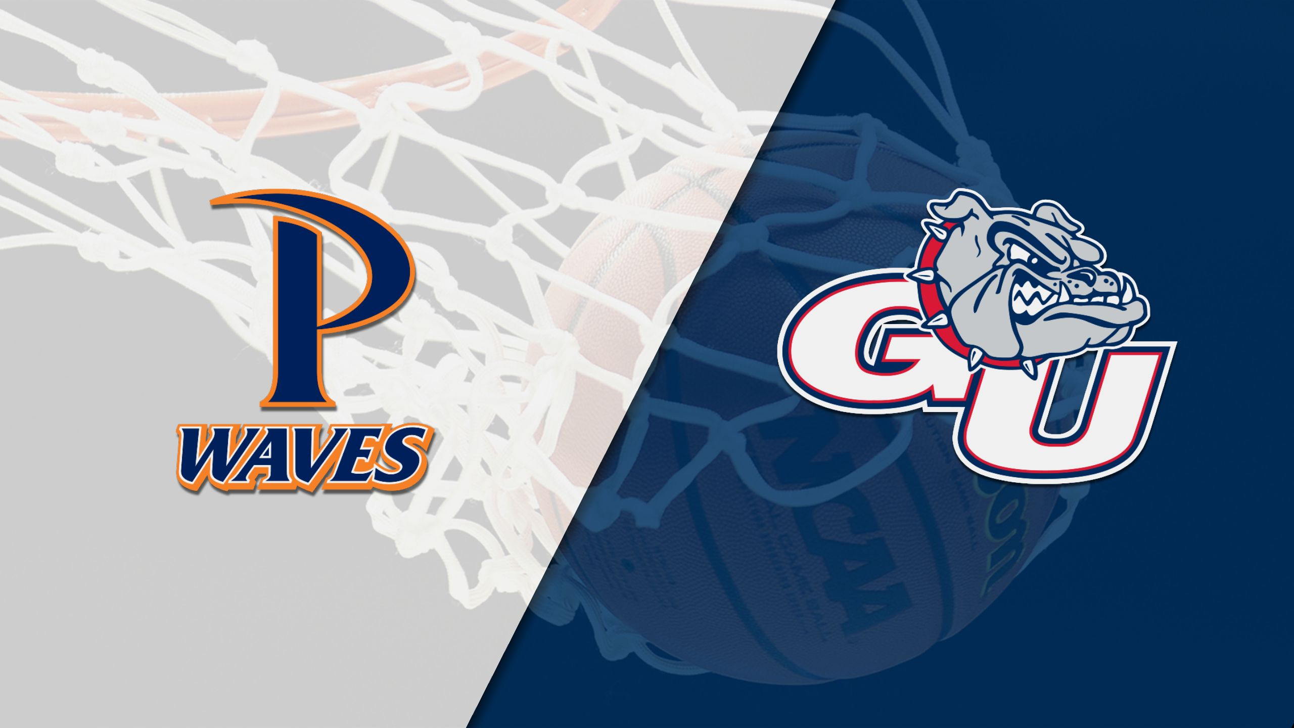 Pepperdine vs. #9 Gonzaga (M Basketball)