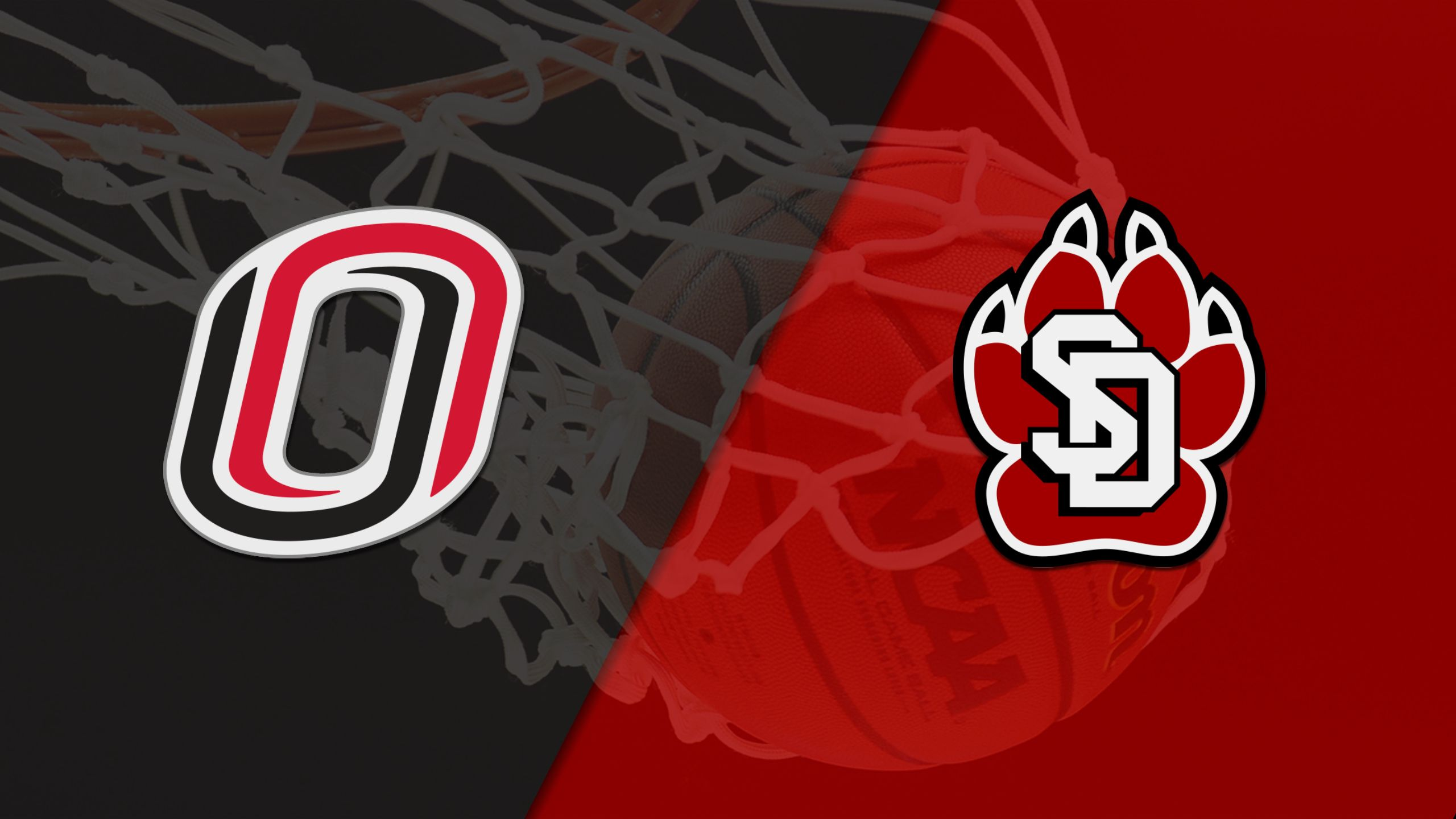 Omaha vs. South Dakota (M Basketball)