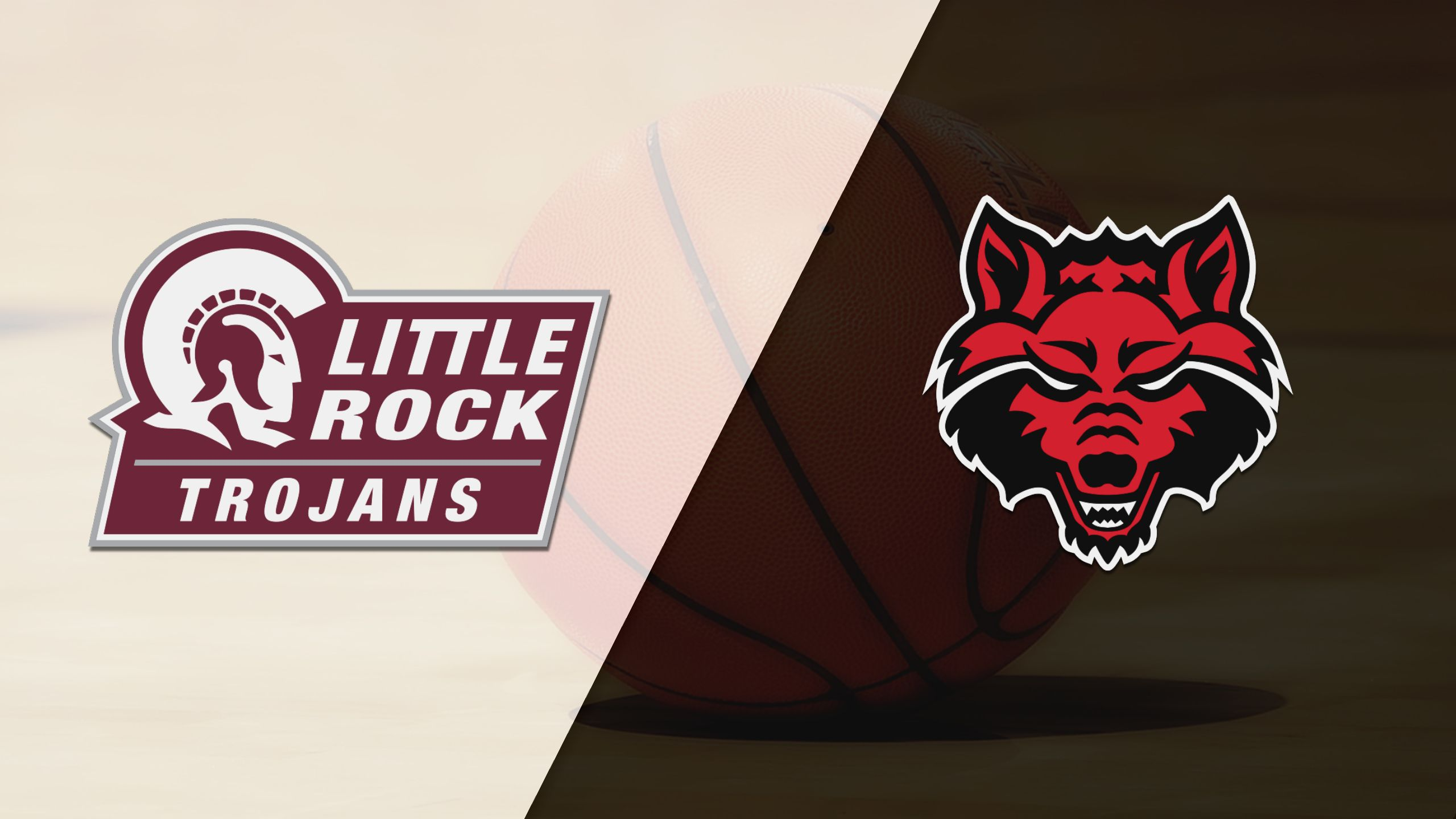 Little Rock vs. Arkansas State (M Basketball)