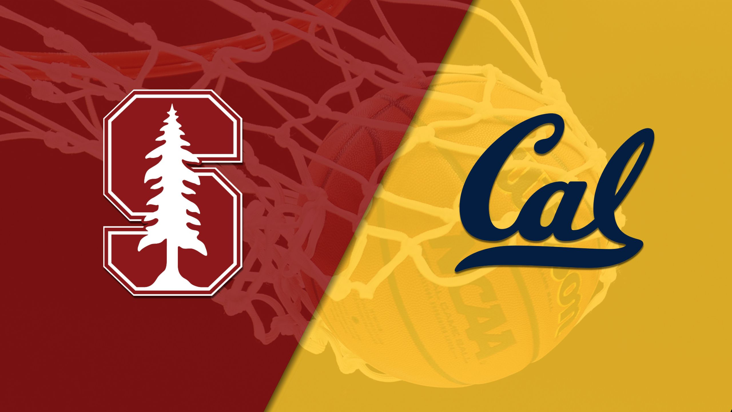 Stanford vs. California (M Basketball) (re-air)