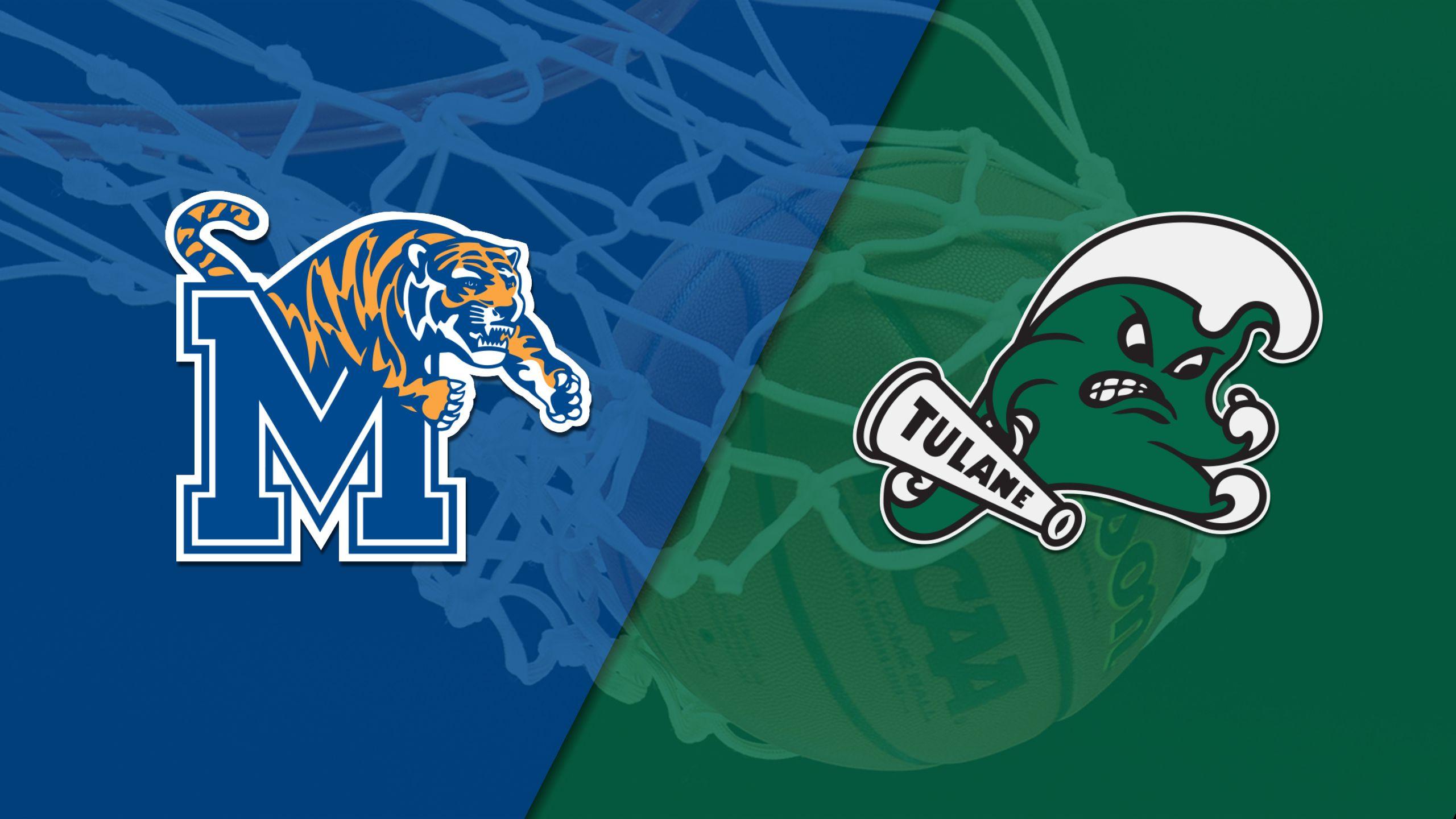 Memphis vs. Tulane (M Basketball)