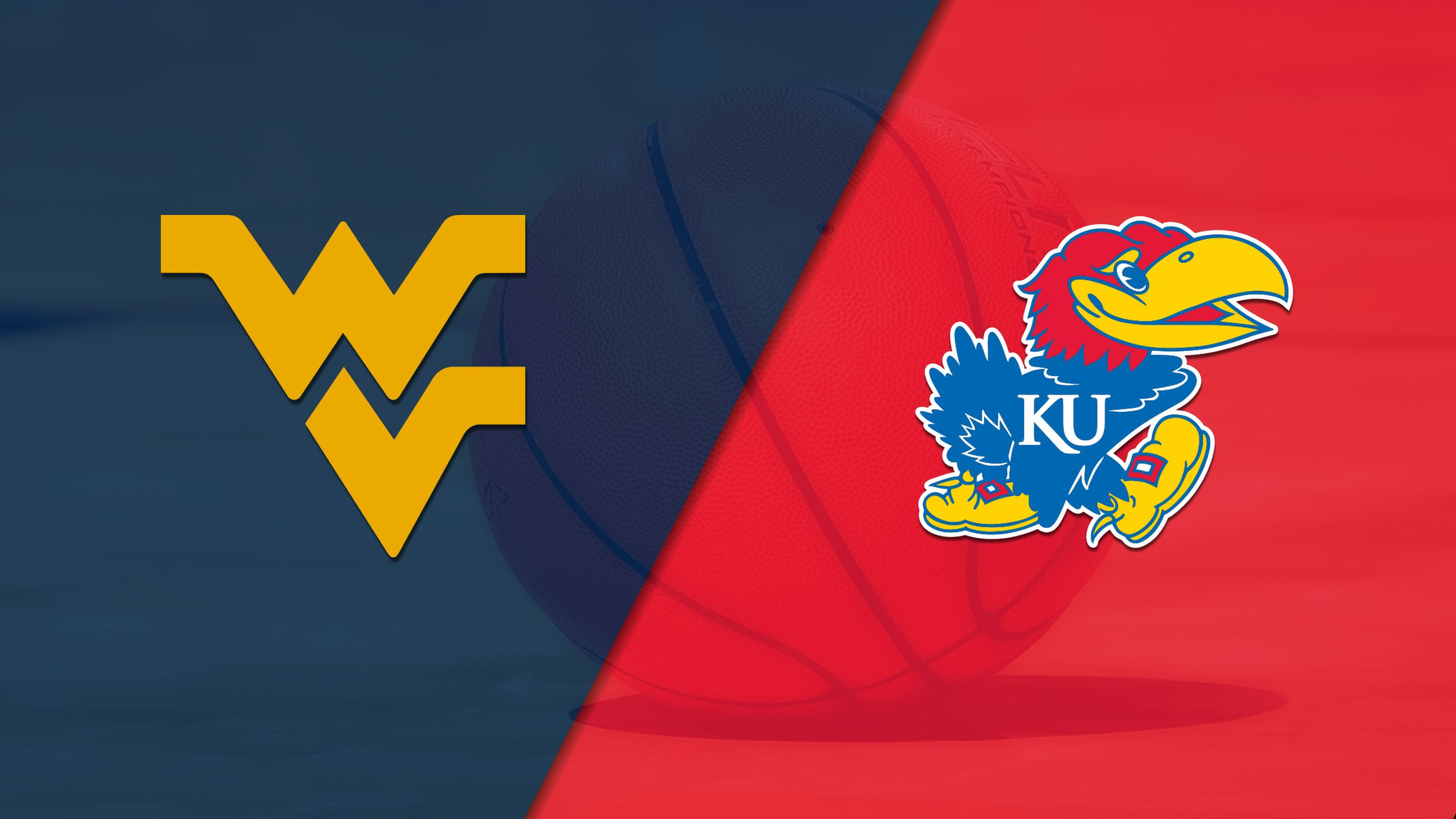 #20 West Virginia vs. #13 Kansas (M Basketball)